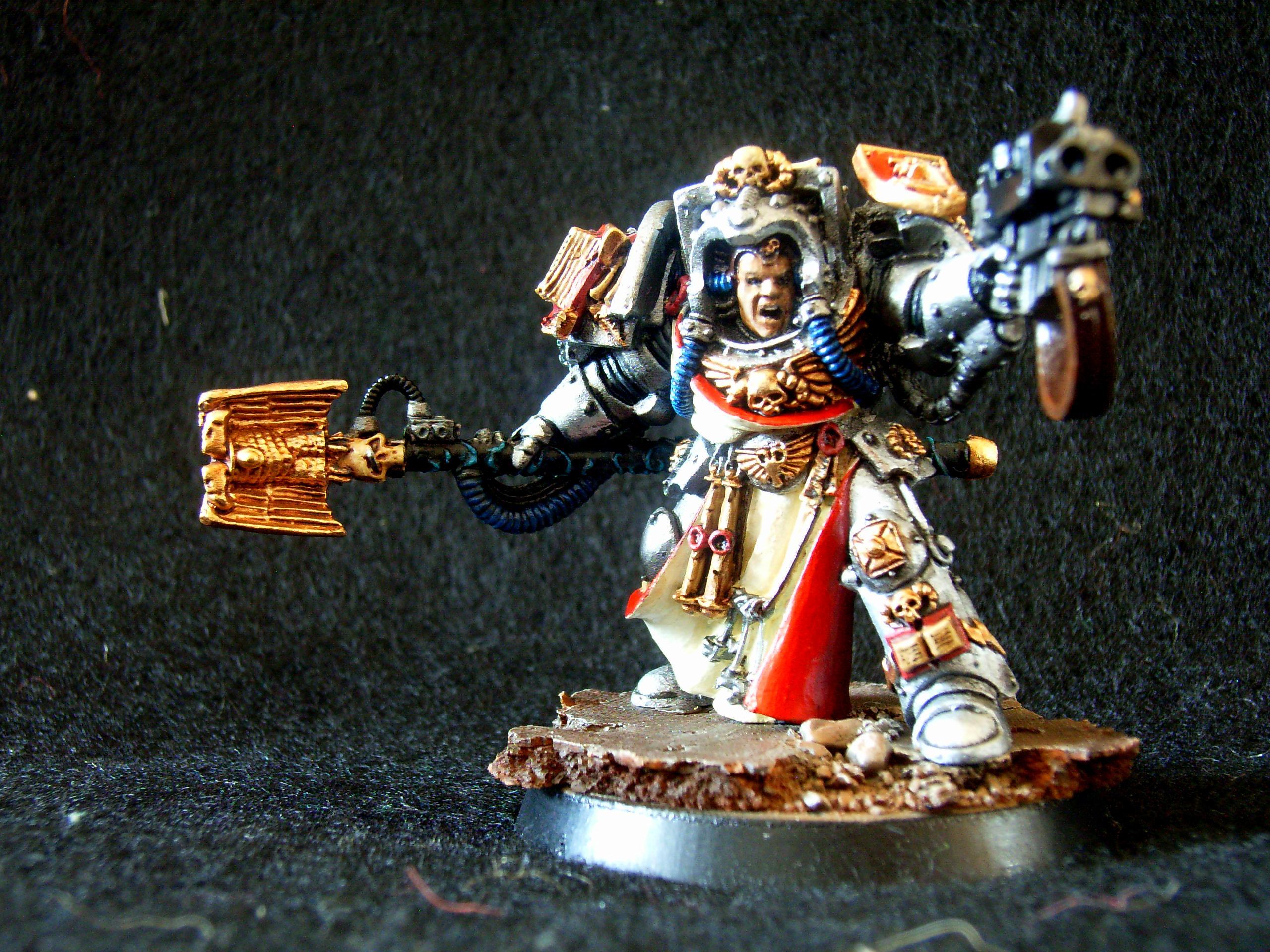 Grey Knights, Librarian, Paladins