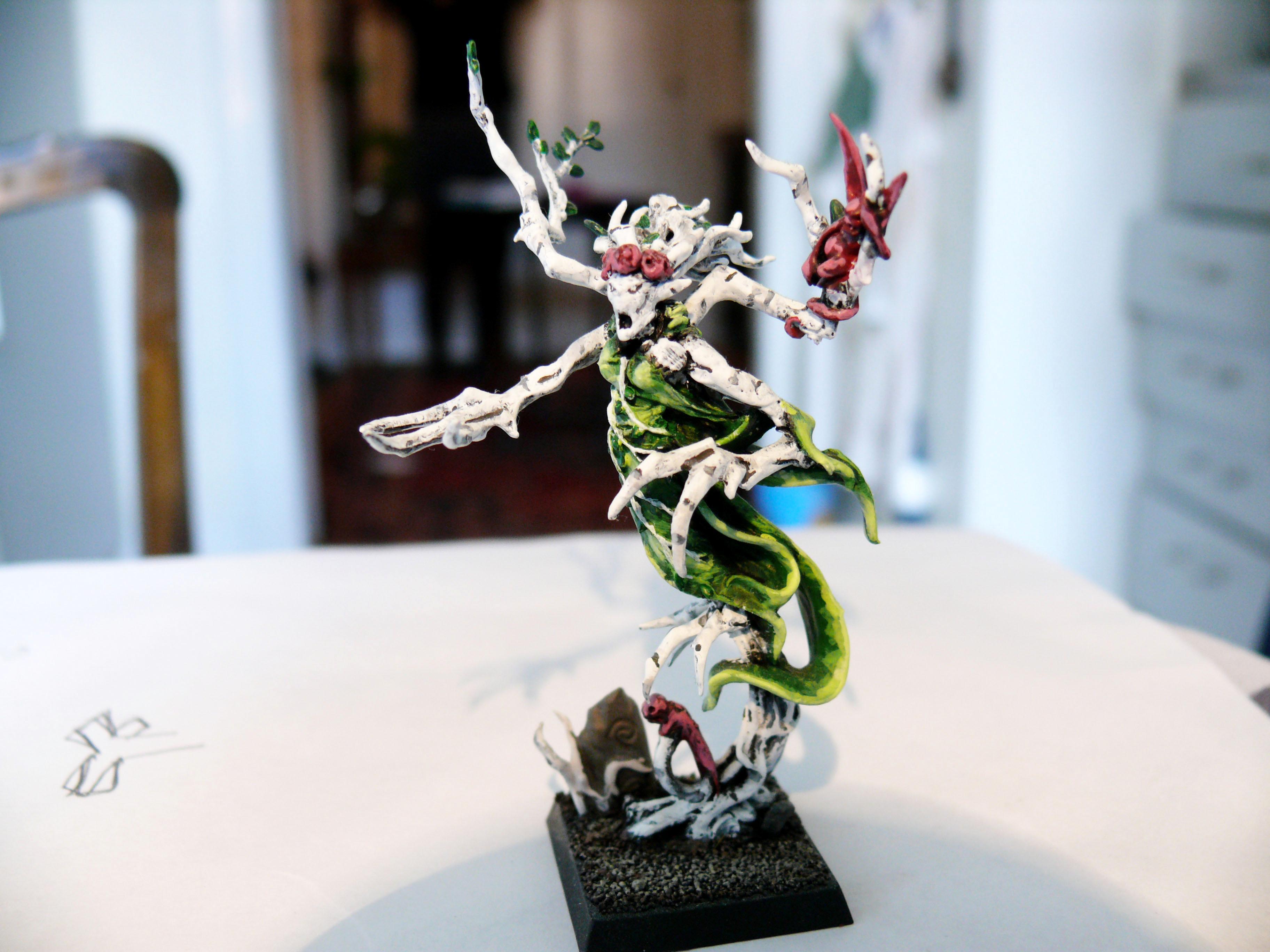 Branch, Dryad, Elves, Wood, Wraith