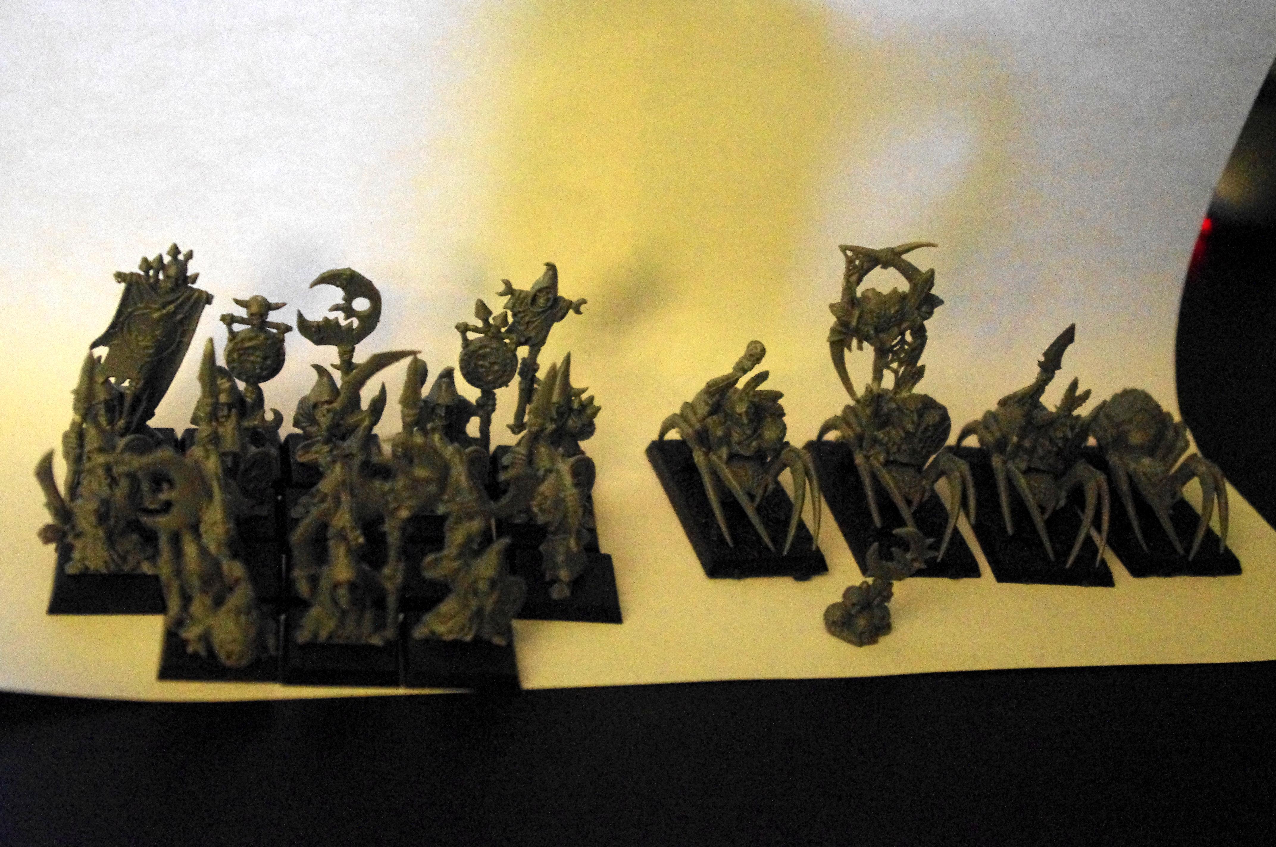 Goblins, Sale, Spider Riders