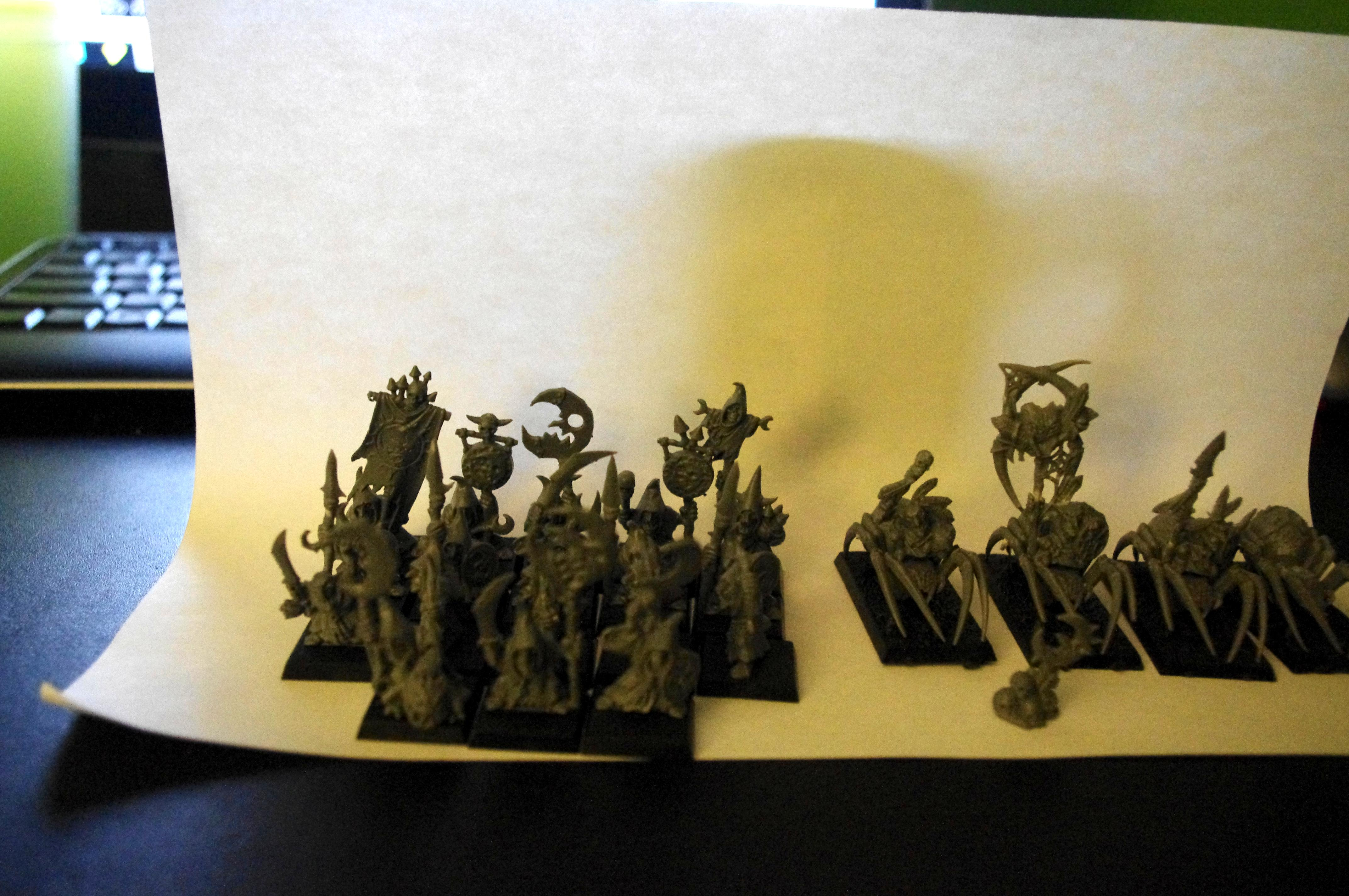 Sale, Spider Riders, Night Goblins for sale 2