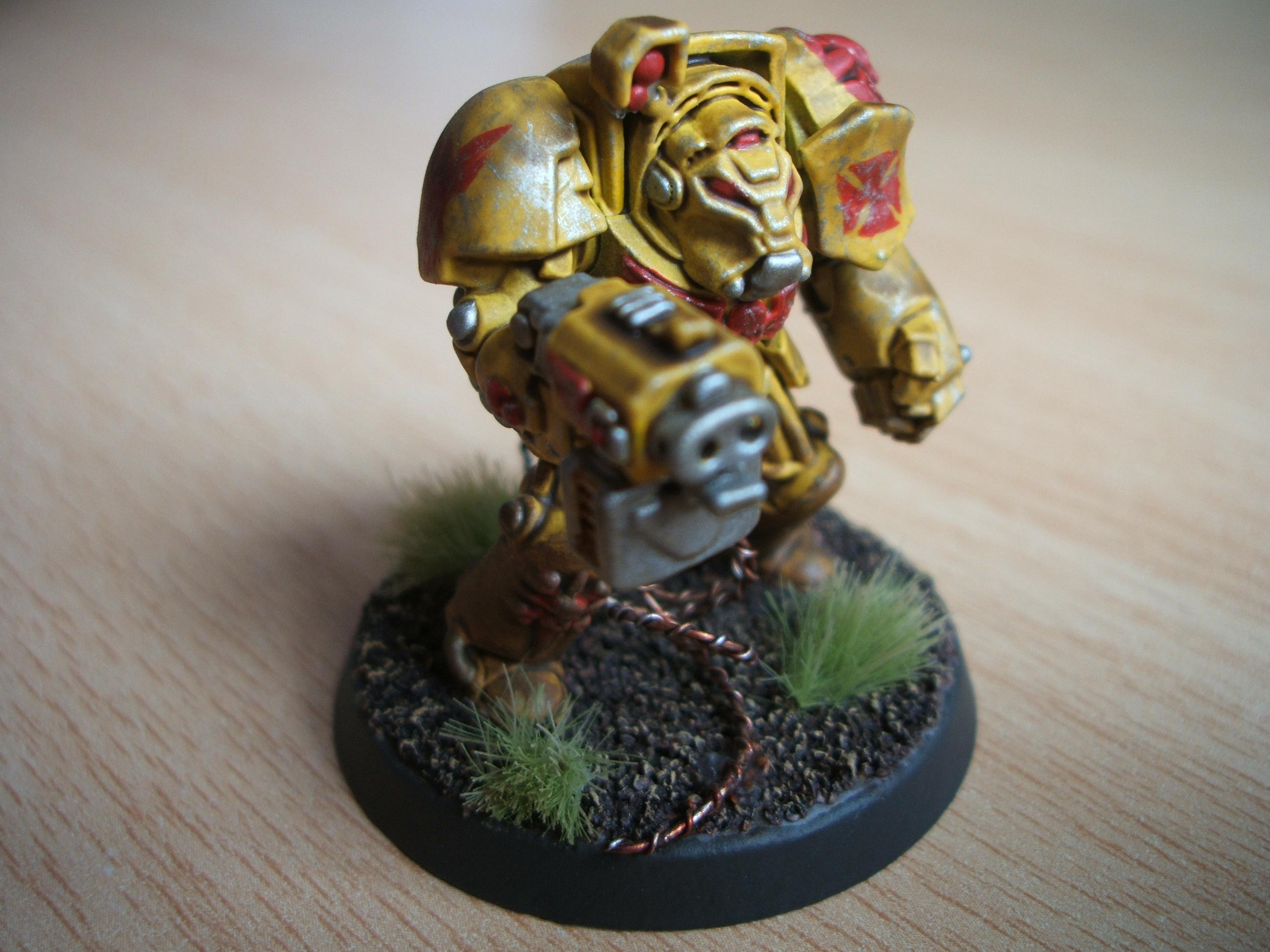 Flame Eagles, Quickshade, Space Marines, The Army Painter, Warhammer 40,000