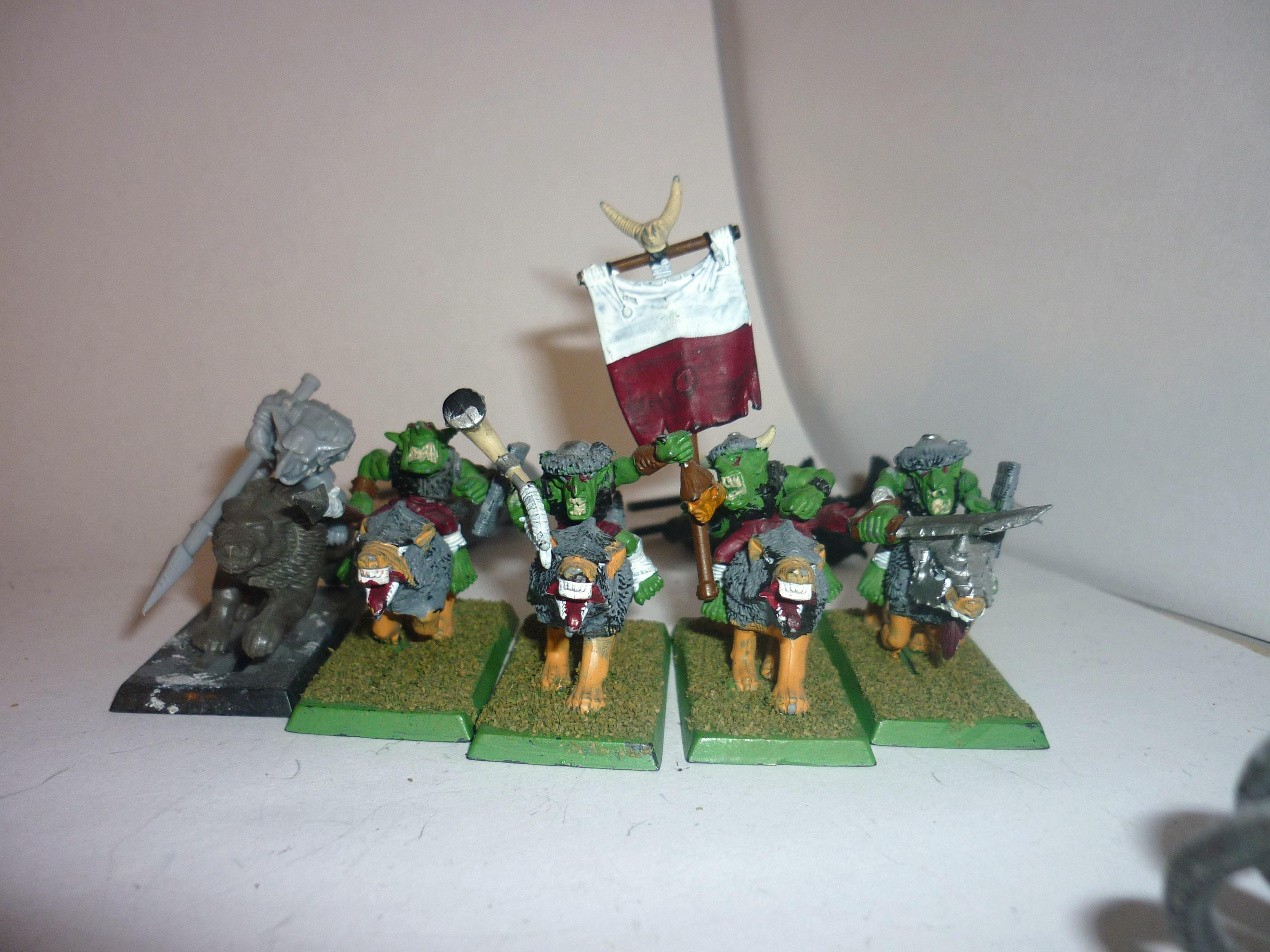 Goblins, Orcs, Orks