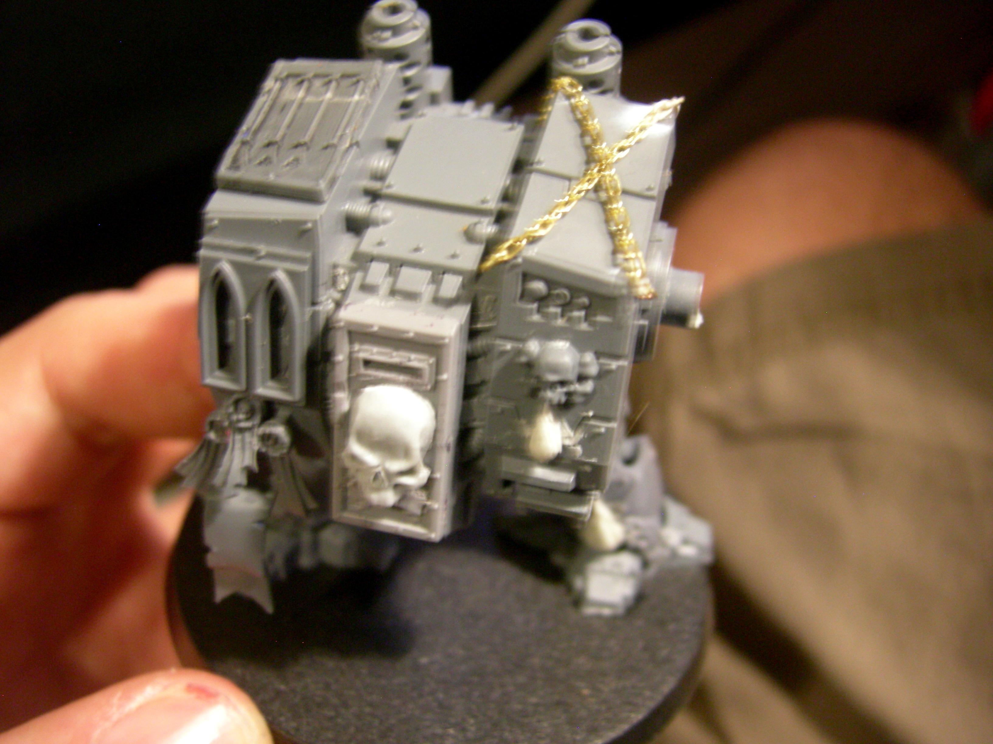 Dreadnought, death company dreadnought