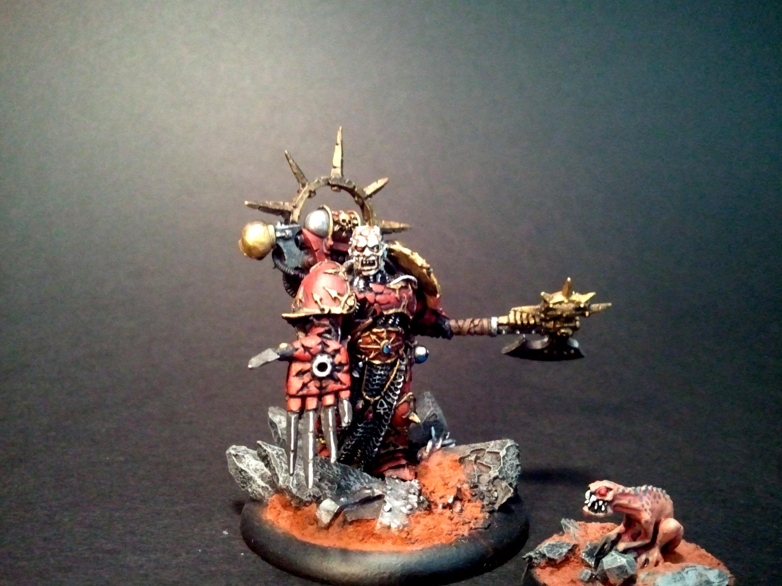 Huron Blackheart, Red Corsairs