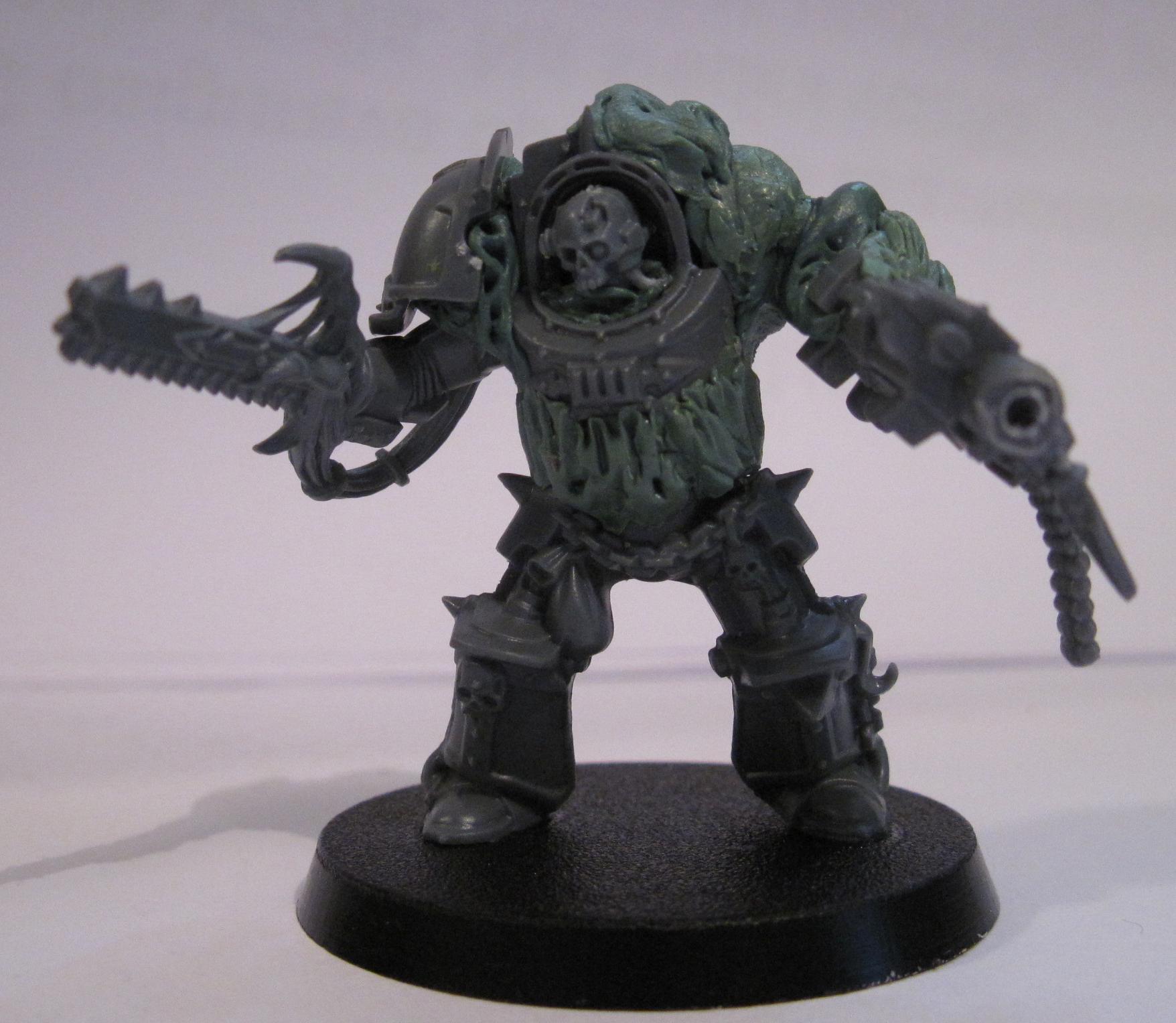 Chaos Space Marines, Obliterators, Warhammer 40,000