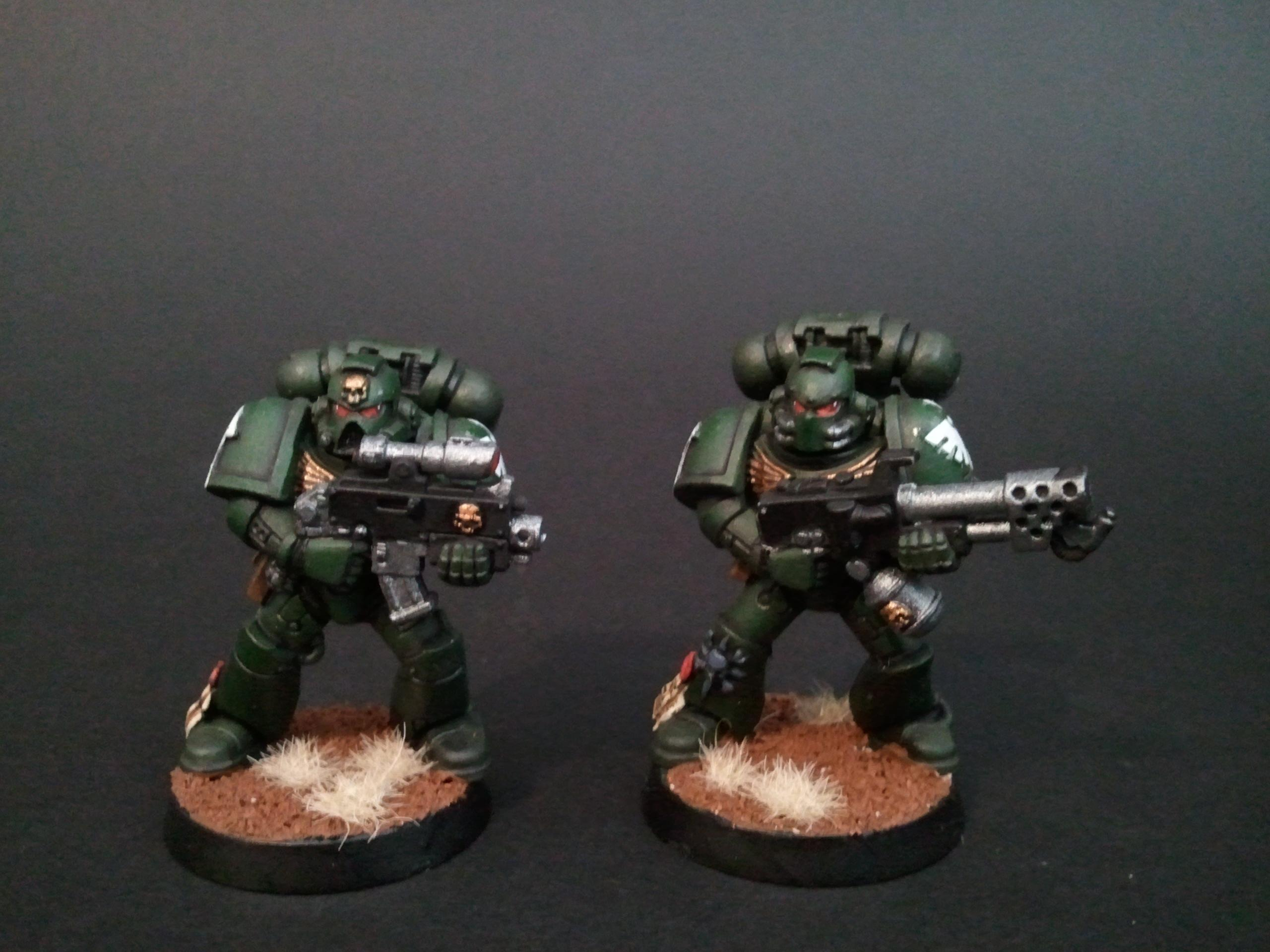 Assault On Black Reach, Dark  Angels