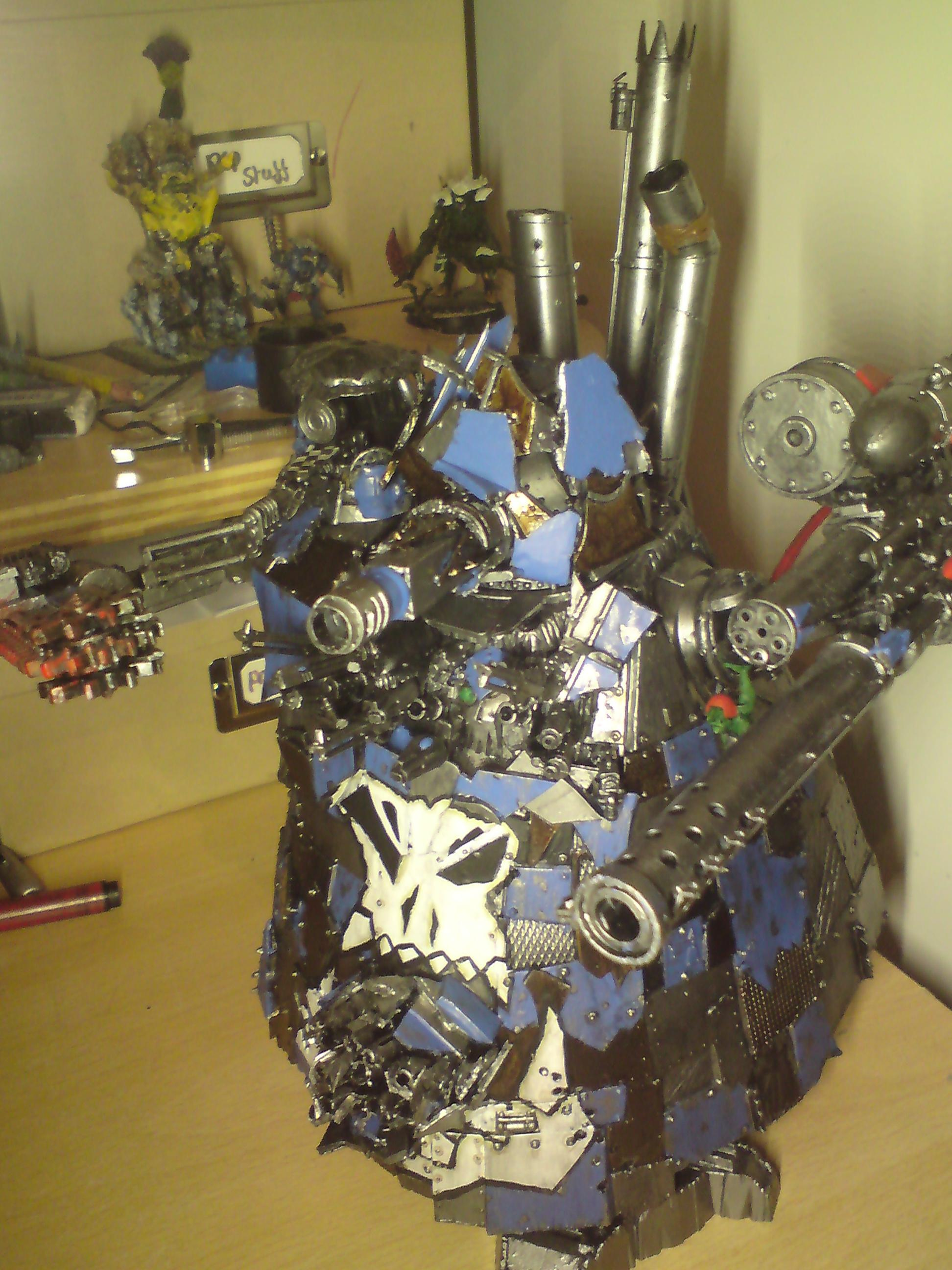 Deathskulls, Deff Skullz, Looting, Marine Abuse, Ork Deathskulls, Orks, Warhammer 40,000