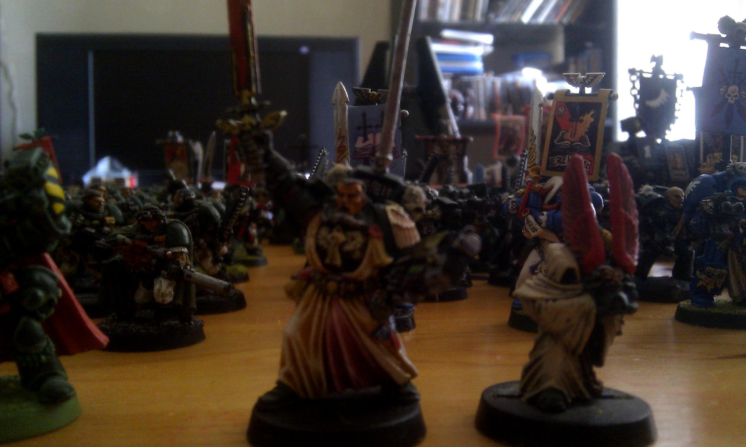 Azrael, Dark Angels, Warhammer 40,000