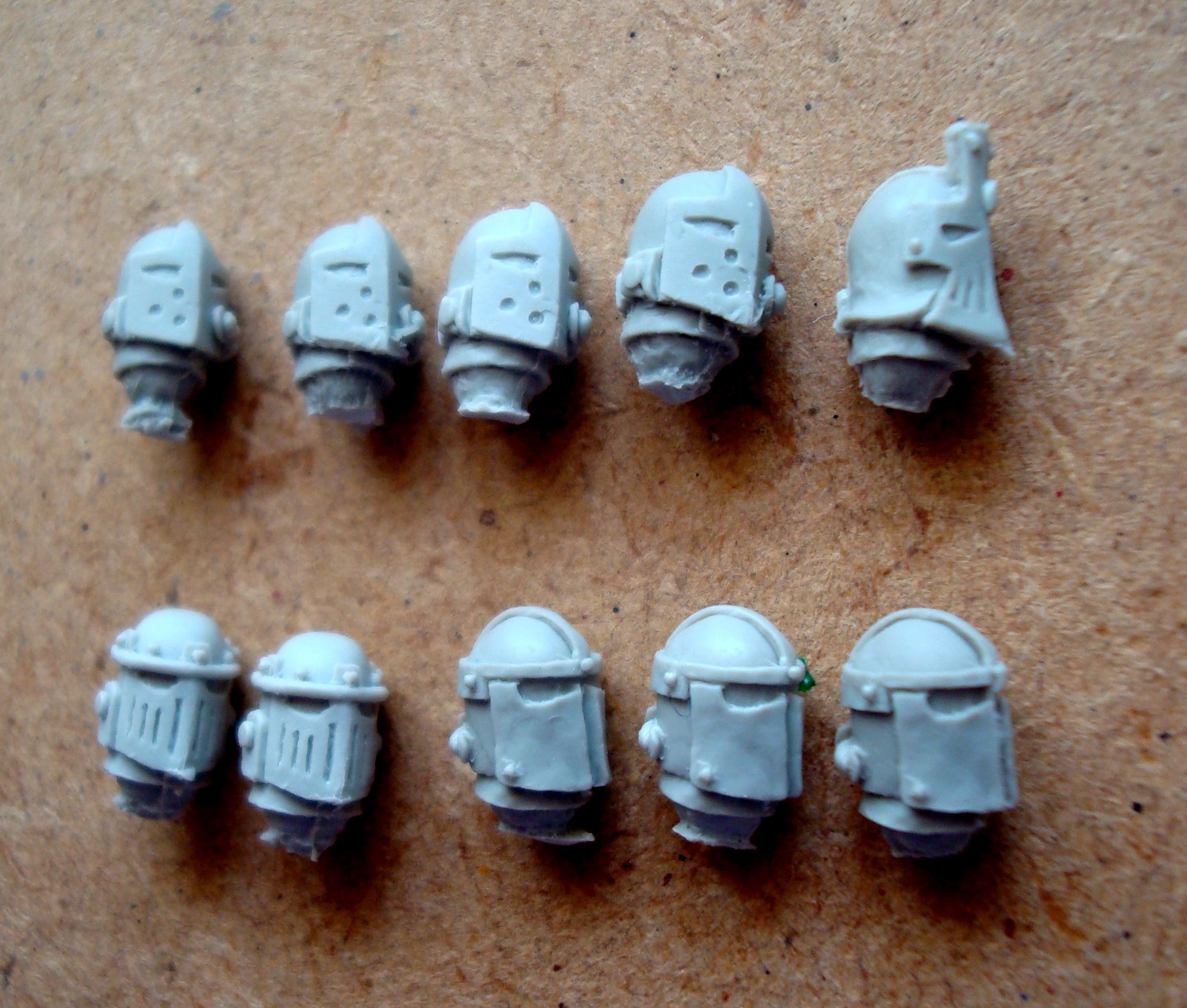 Heads, Moldline