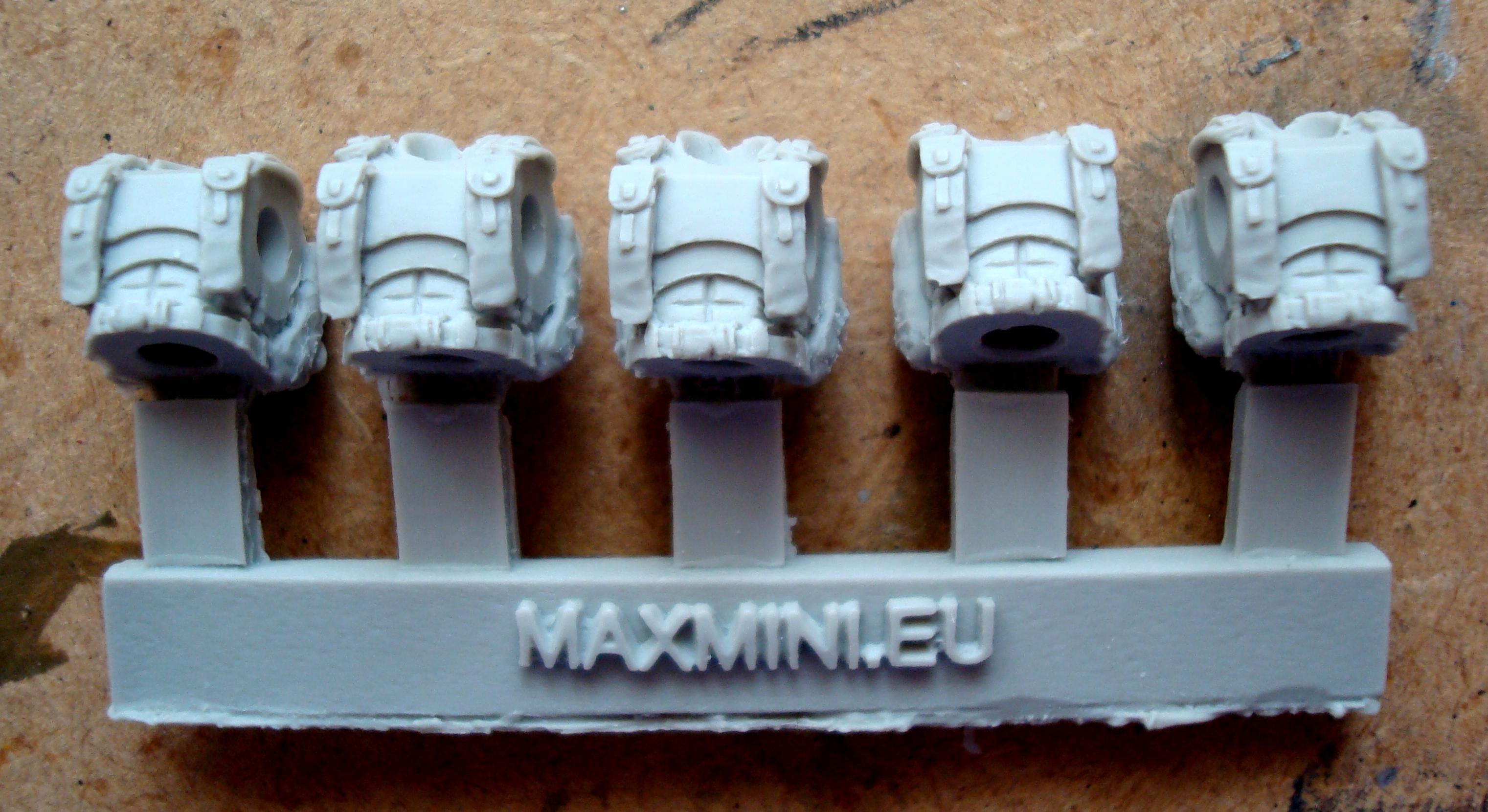 Imperial Guard, Maxmini