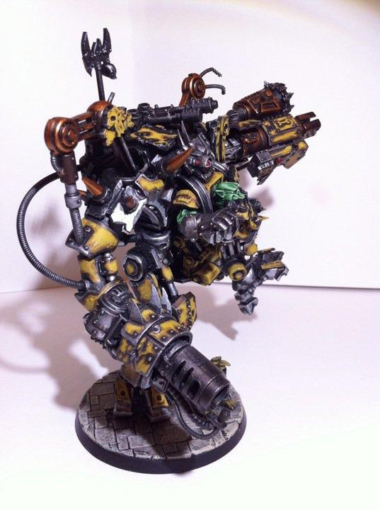 Awesome, Bad Moons, Orks, Warboss