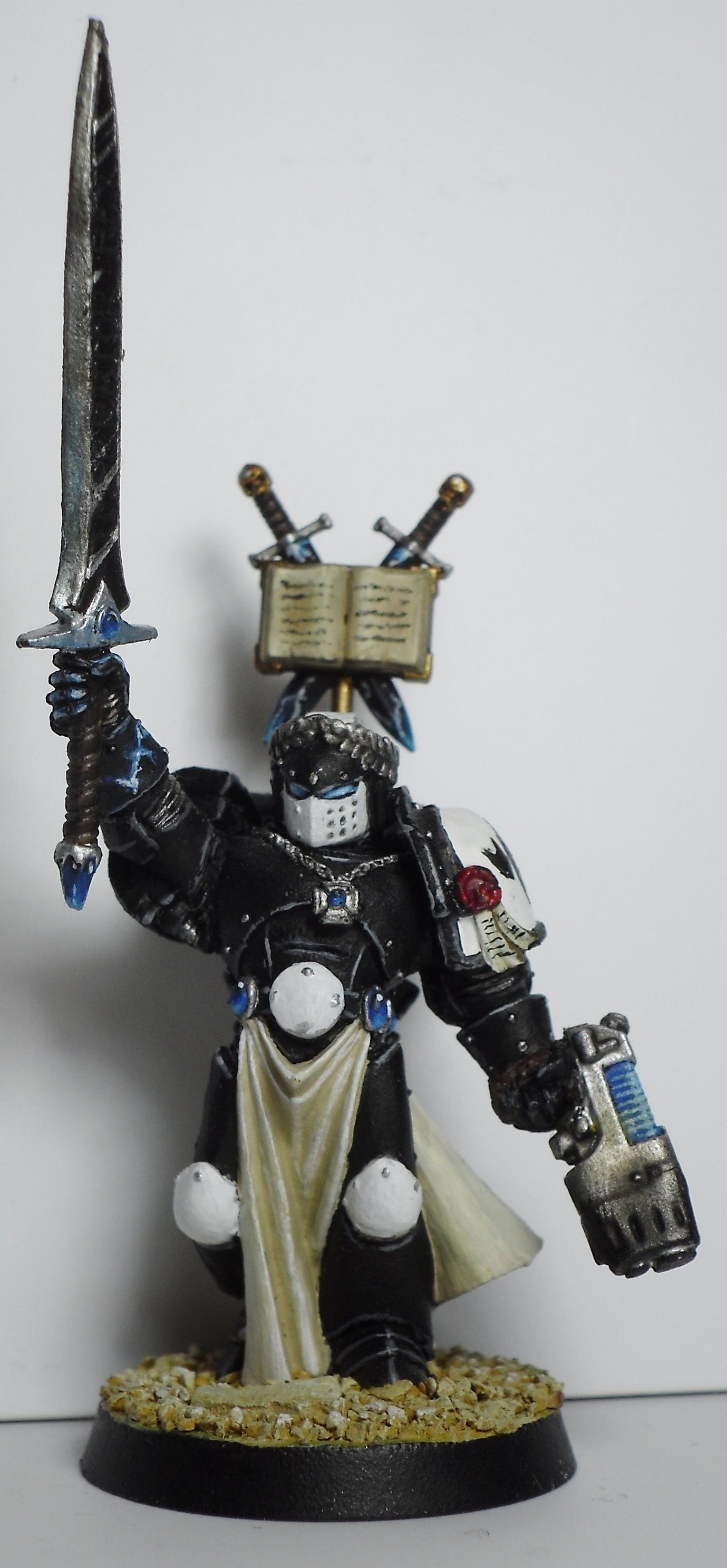Black Templars, Emperor's Champion, Space Marines, Warhammer 40,000