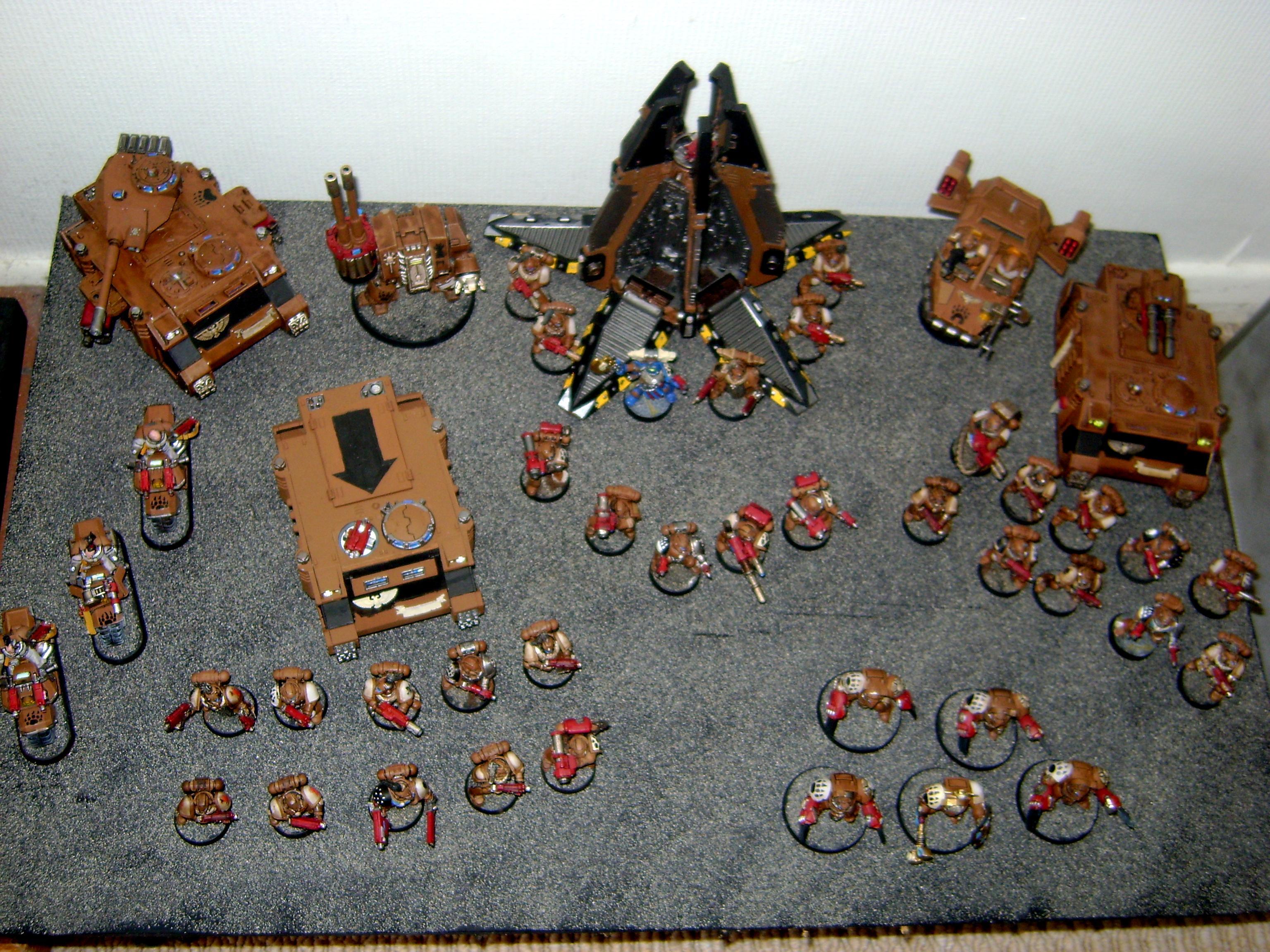My Tourney Army