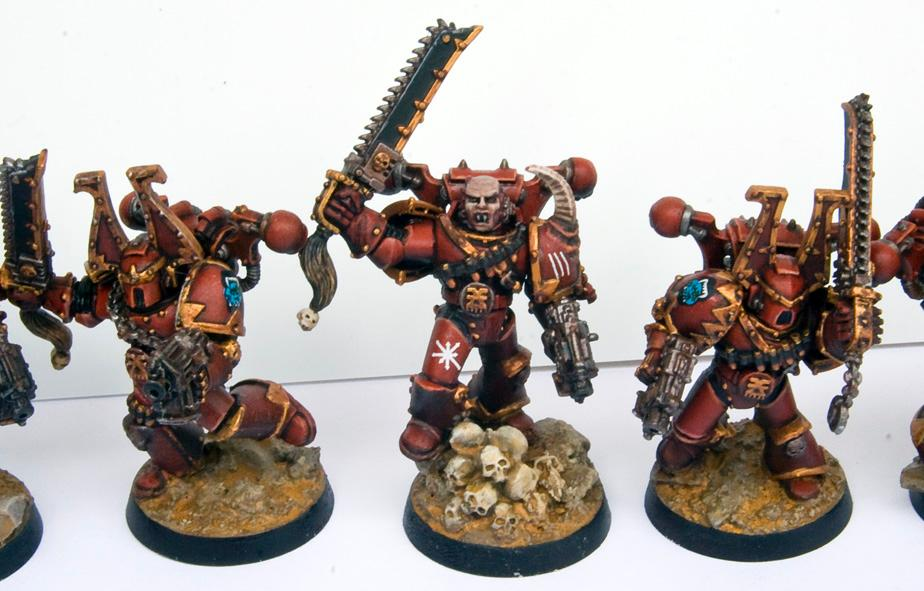 Berserkers, Chaos, Khorne