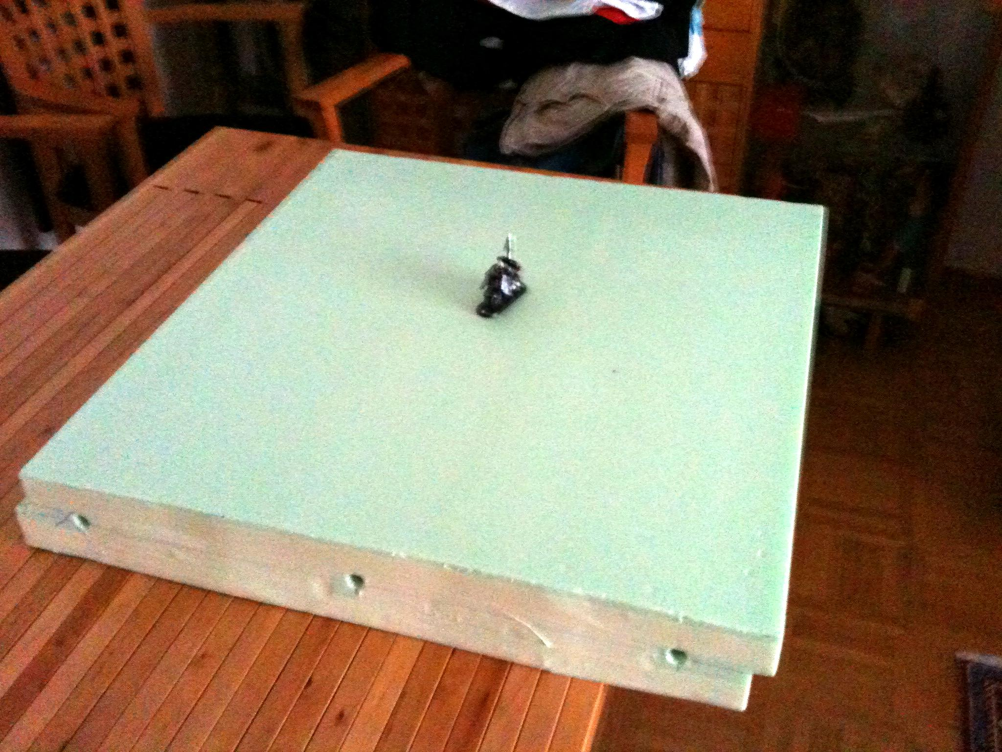 Disable, Game Table, Work In Progress