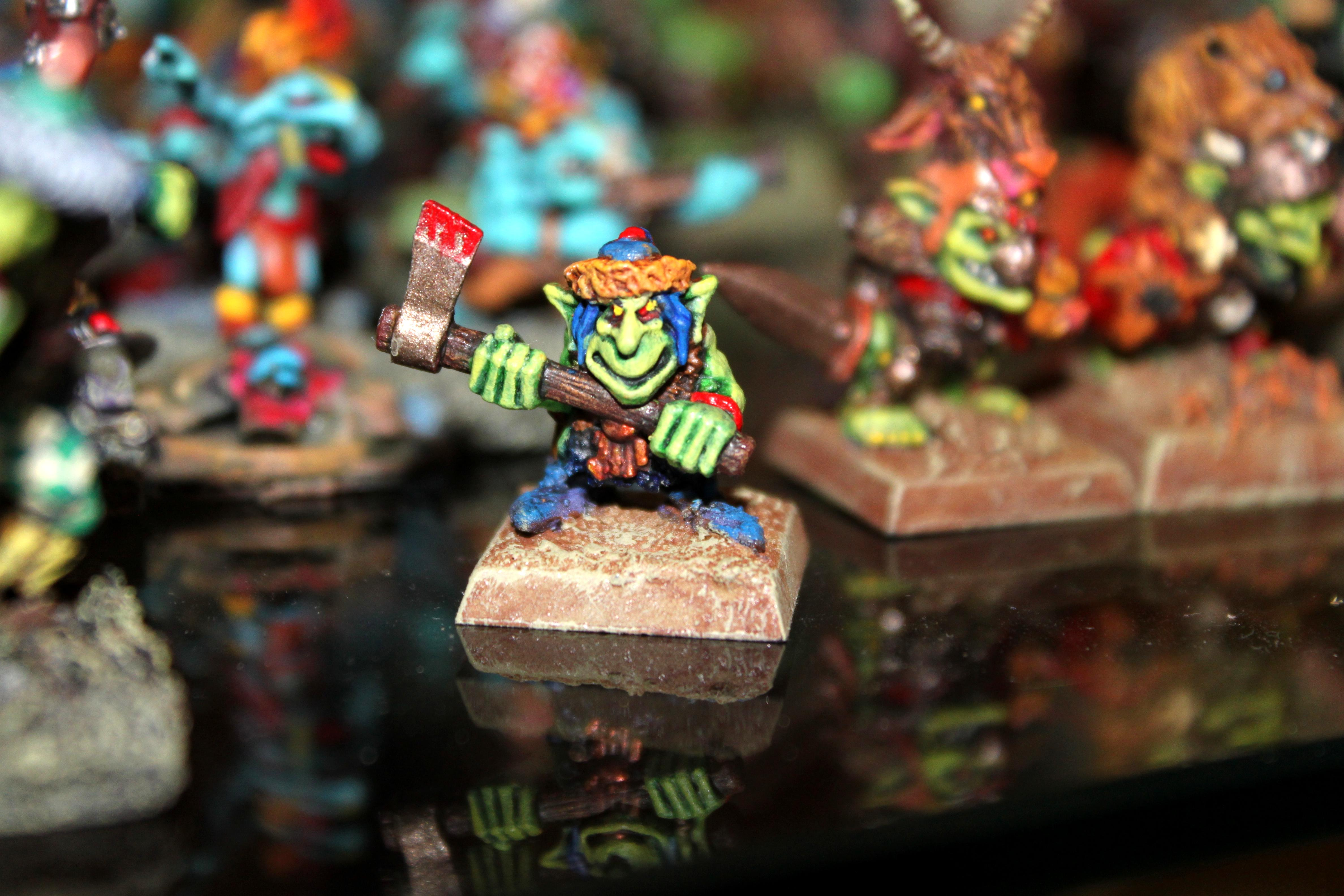 Forest Goblin, Goblins, Mordheim, Orcs, Rogue Trader, Spider, Warhammer Fantasy, Wfb