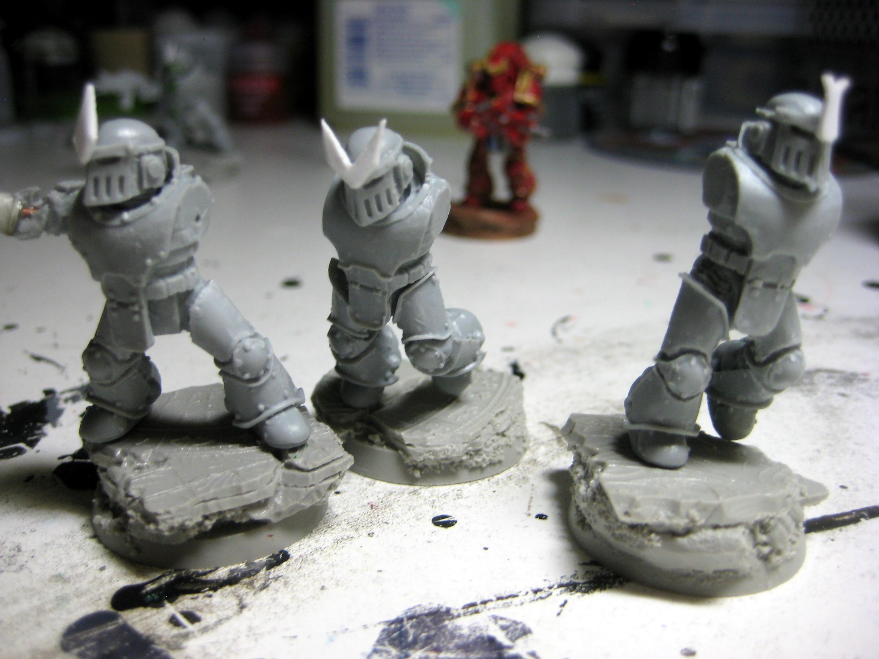 Conversion, Pre-heresy, Thousand Sons, Warhammer 40,000, Work In Progress