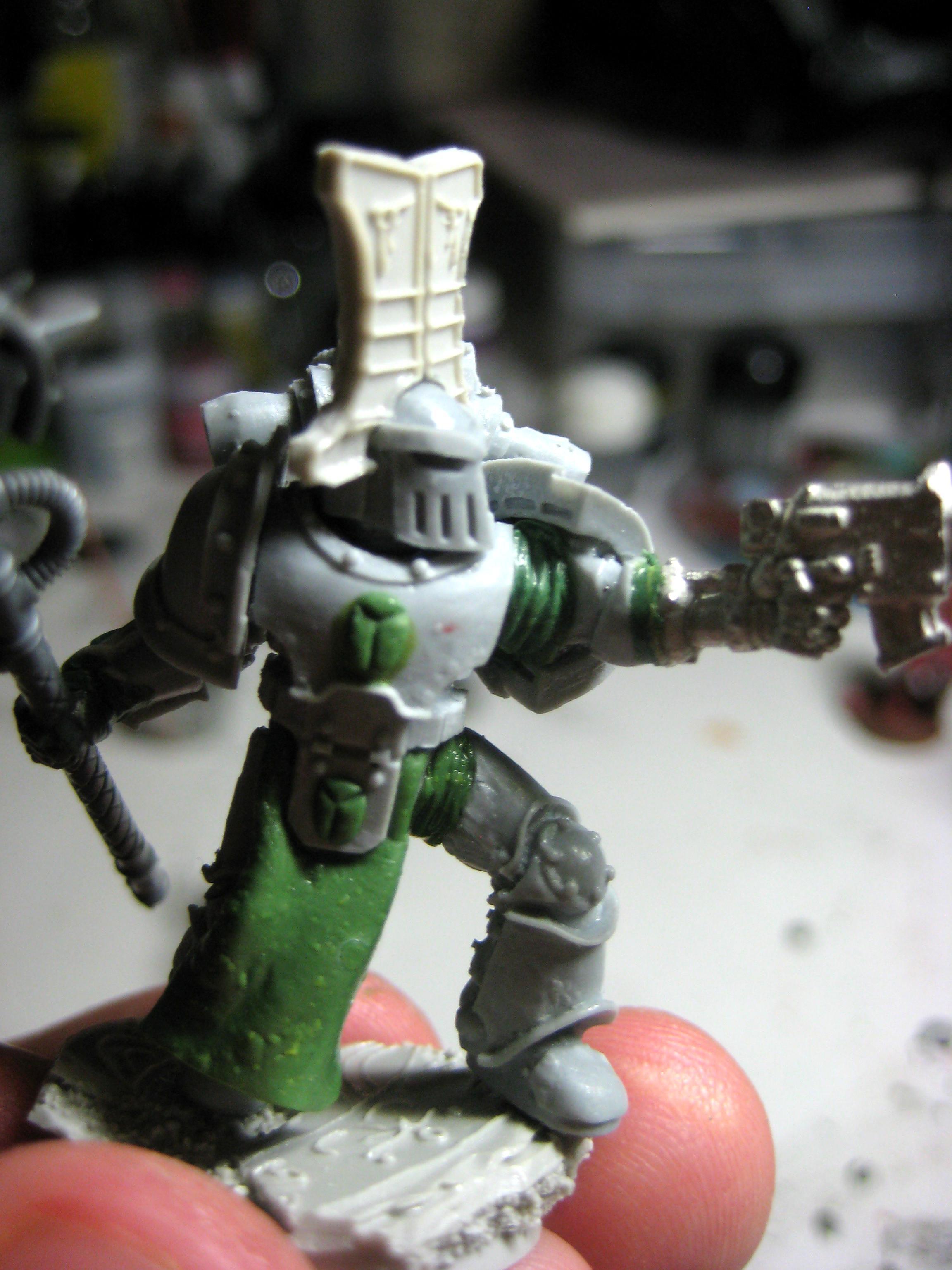 Conversion, Pre-heresy, Thousand Sons, Warhammer 40,000, Work In Progress