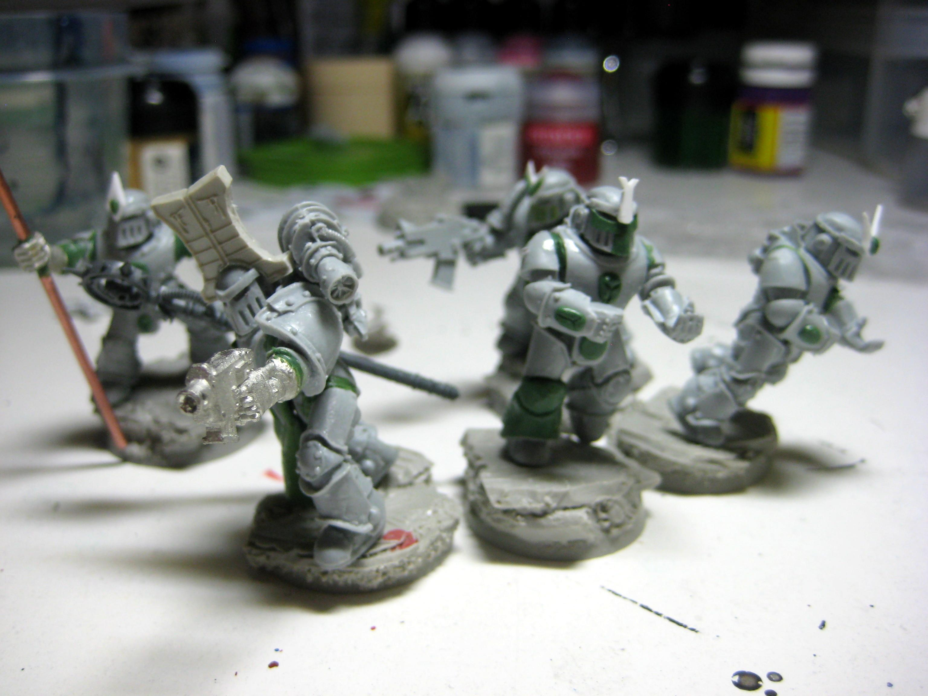 Conversion, Pre-heresy, Space Marines, Thousand Sons, Warhammer 40,000, Work In Progress