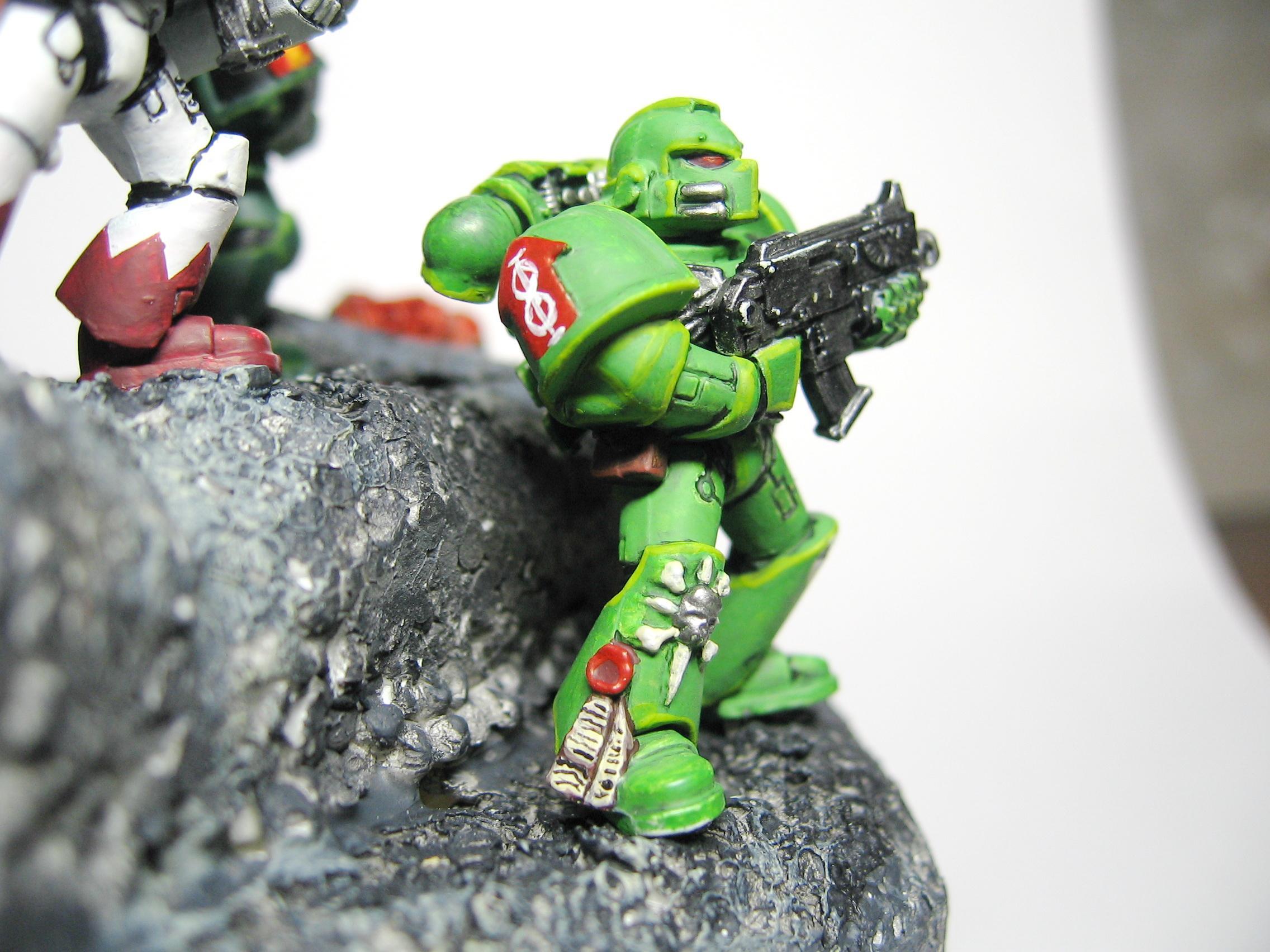 Space Marines, Undefined, Warhammer 40,000
