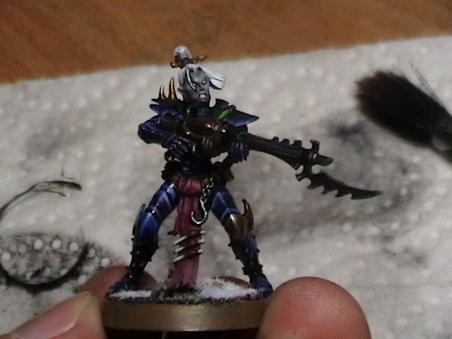 Dark Eldar, Kabalite Warrior