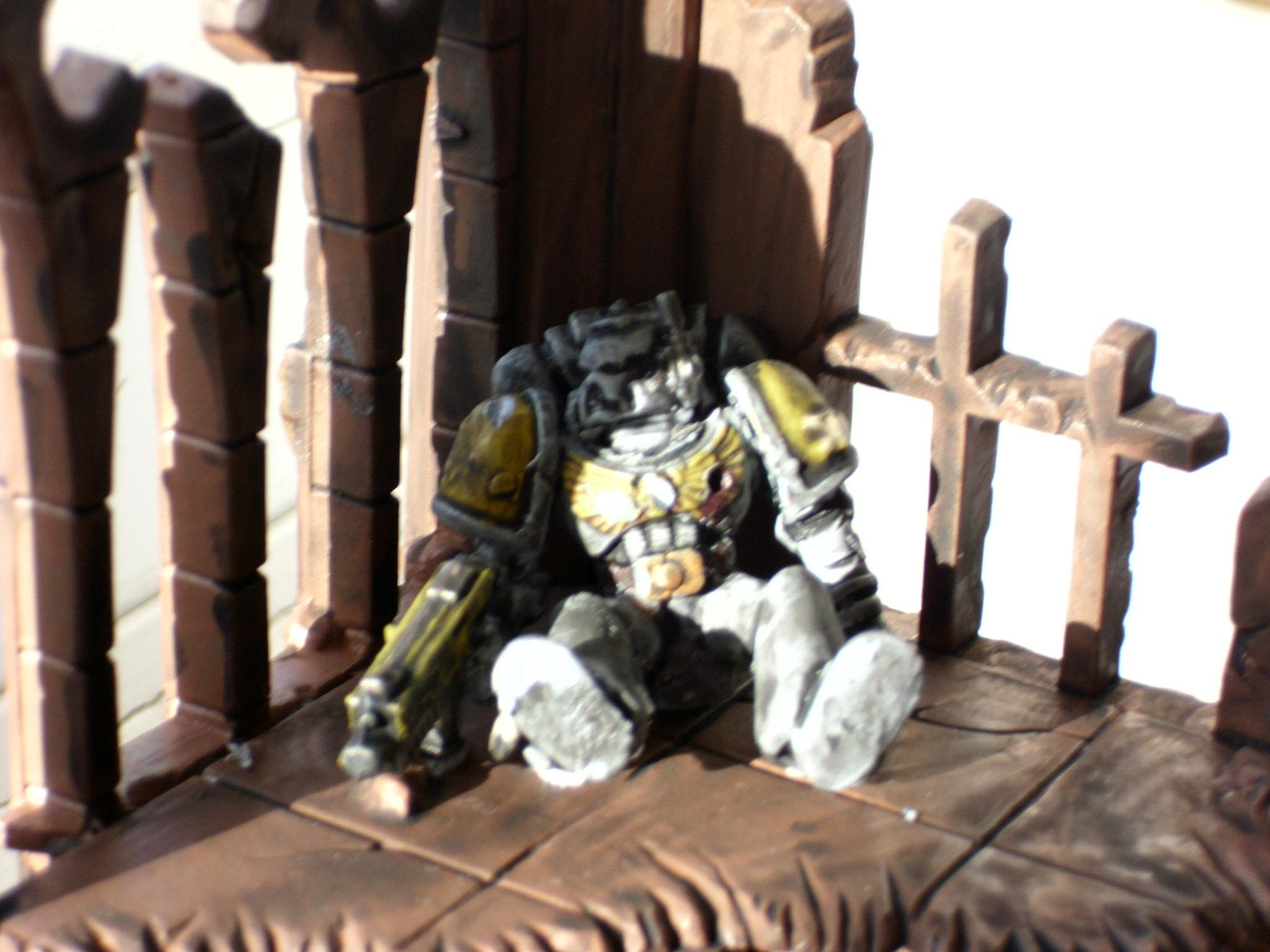 Space Wolves, Terrain, Warhammer 40,000