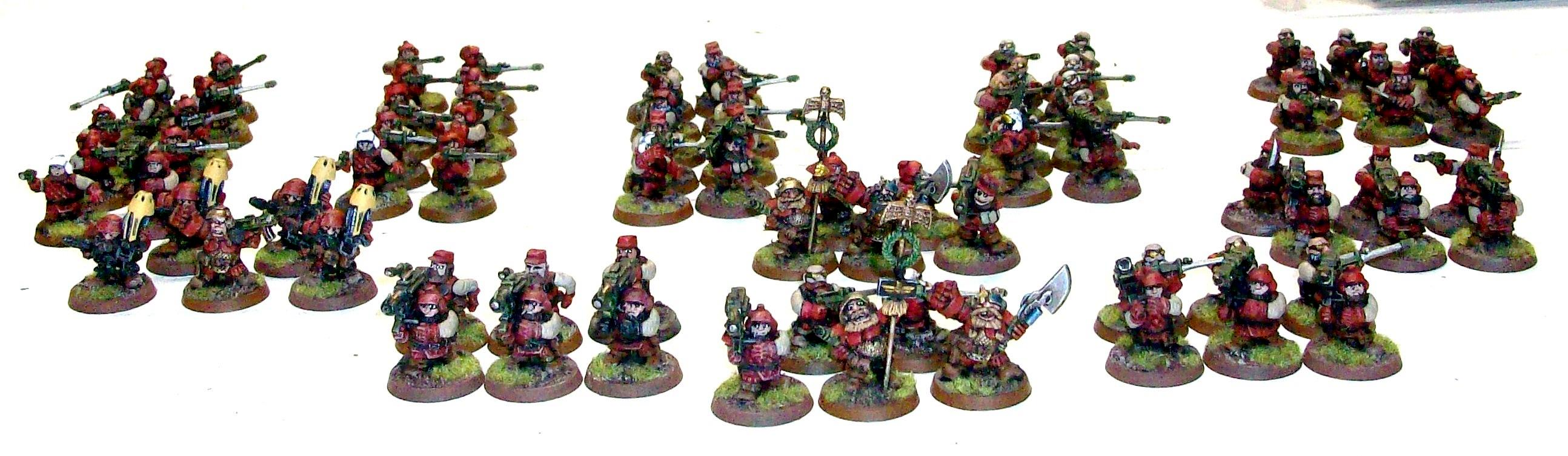 Games Workshop, Squats, Warhammer 40,000