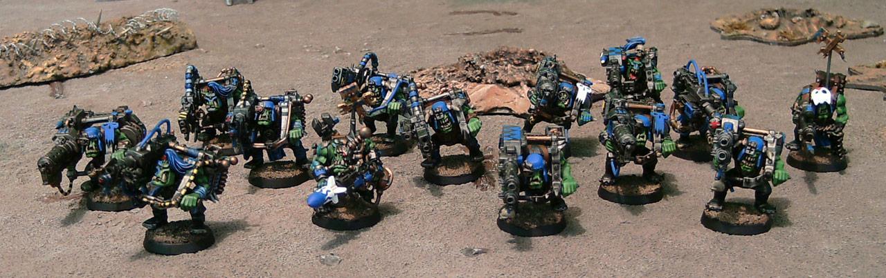Deff Skulls, Deffskulls, Lootas, Mekboy, Orks, Ouze, Warhammer 40,000