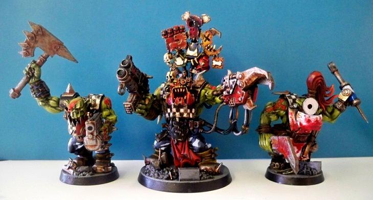 Orks, Blood Axe Orks
