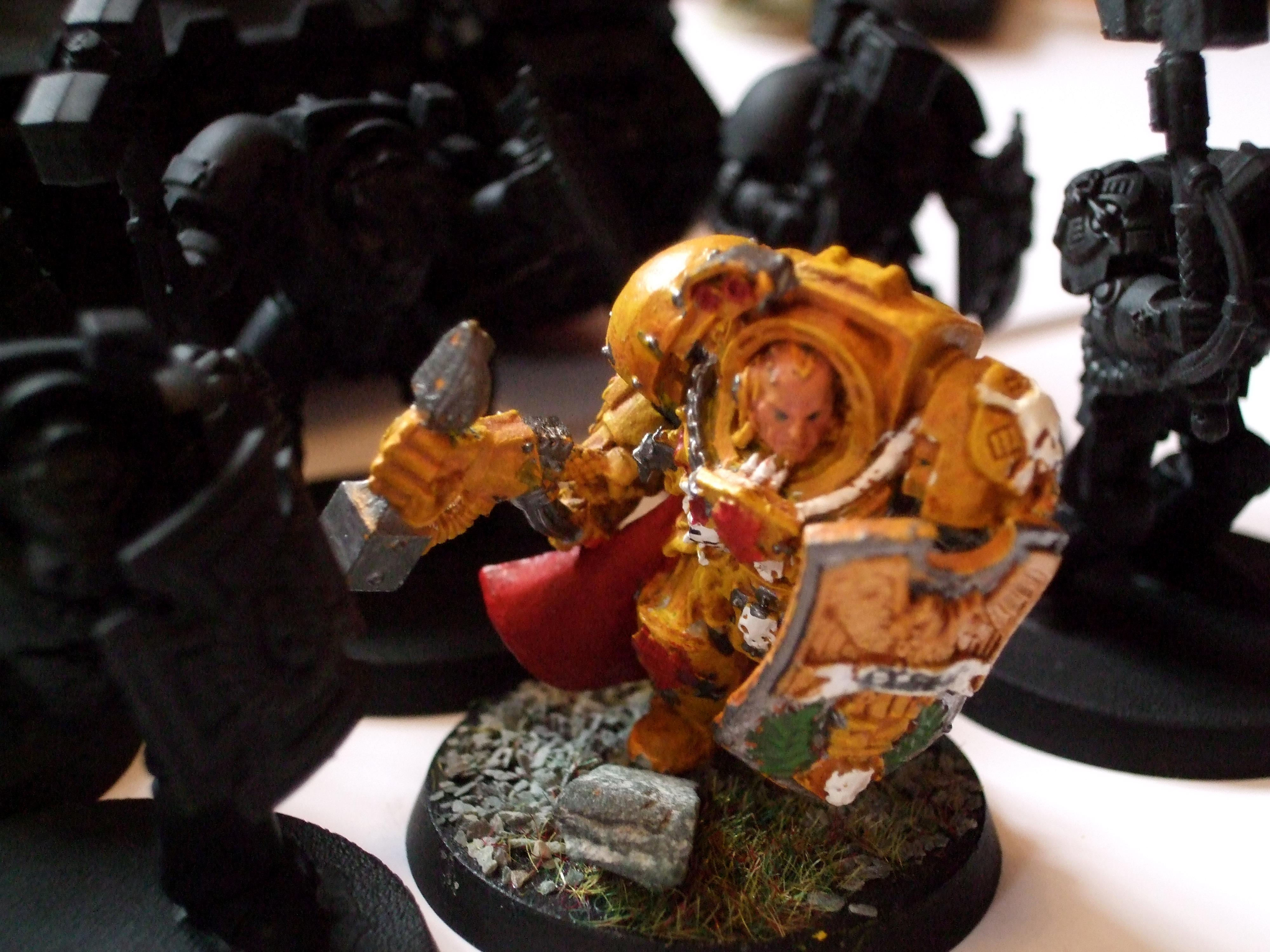 Apocalypse, Imperial Fists, Space Marines