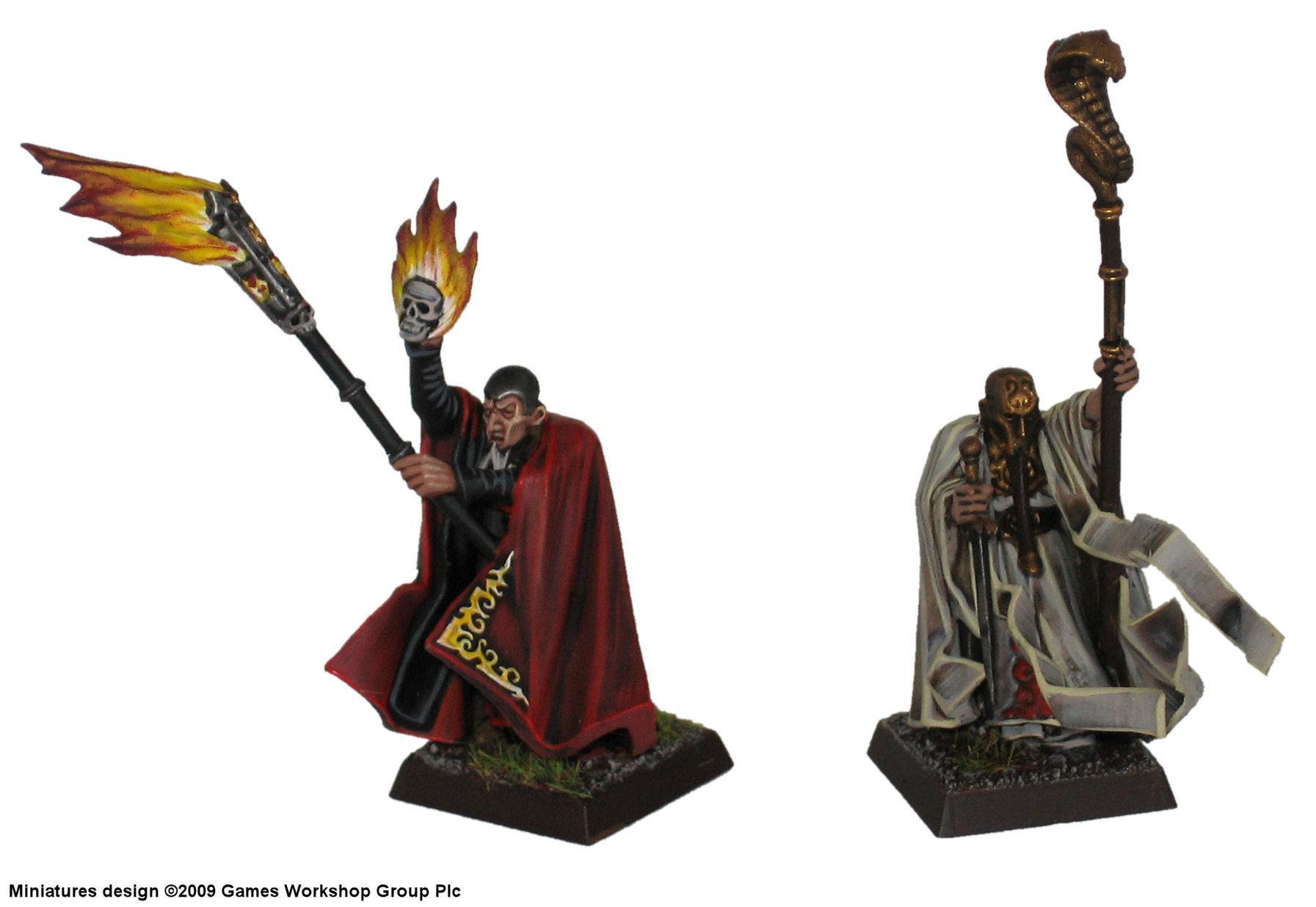 Empire, Talabheim, Warhammer Fantasy, Wizard