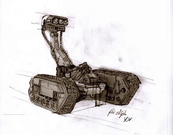 Adeptus Mechanicus, Chimera, Concept, Imperial Guard
