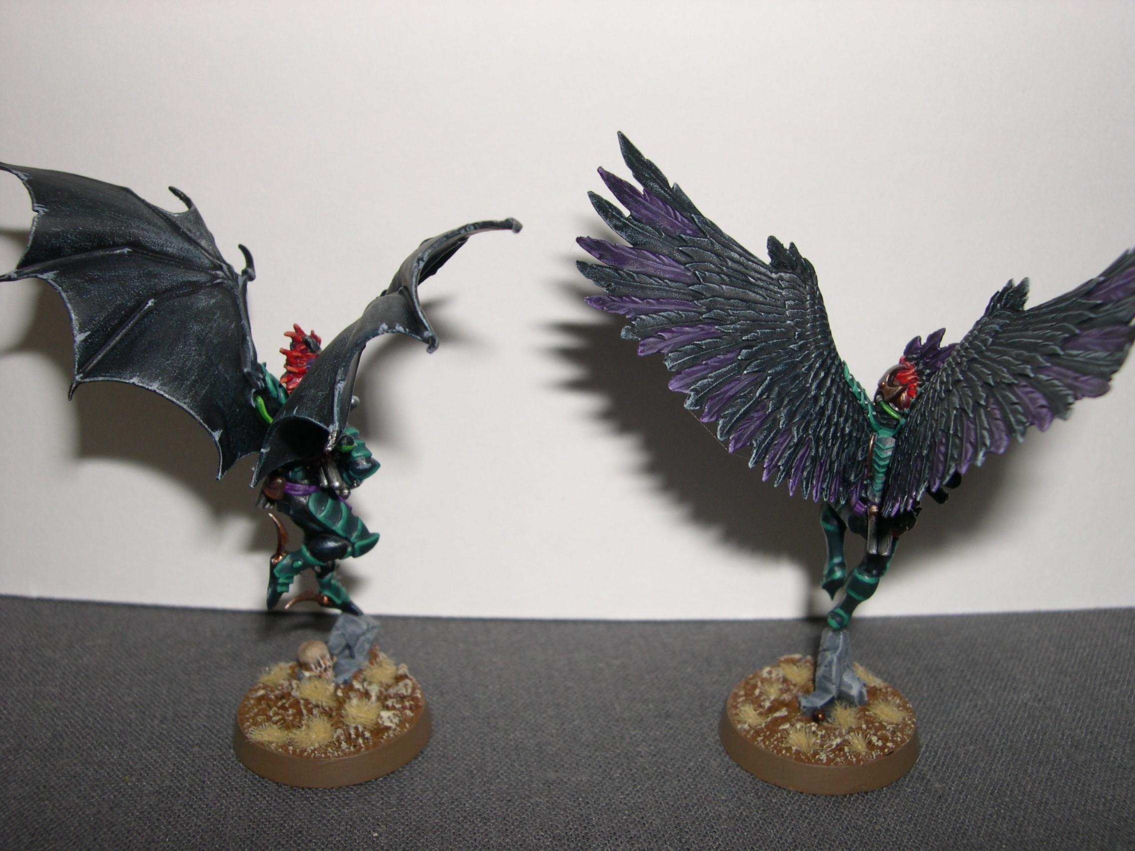 Dark Eldar, De, Scourage, Warhammer 40,000, Warhammer Fantasy