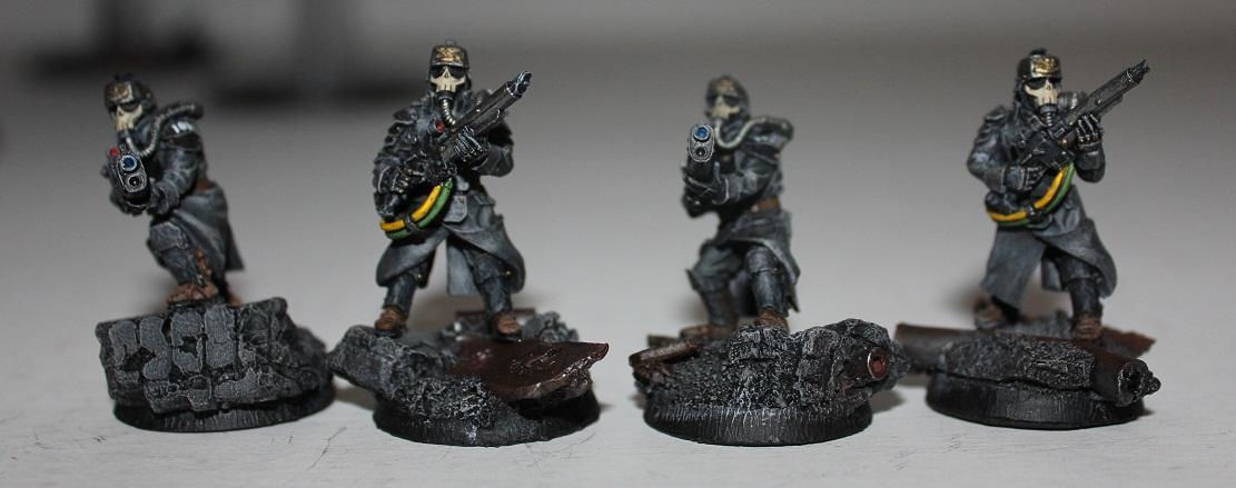 Death Korp, Death Korps of Krieg, Grenadiers, Veteran