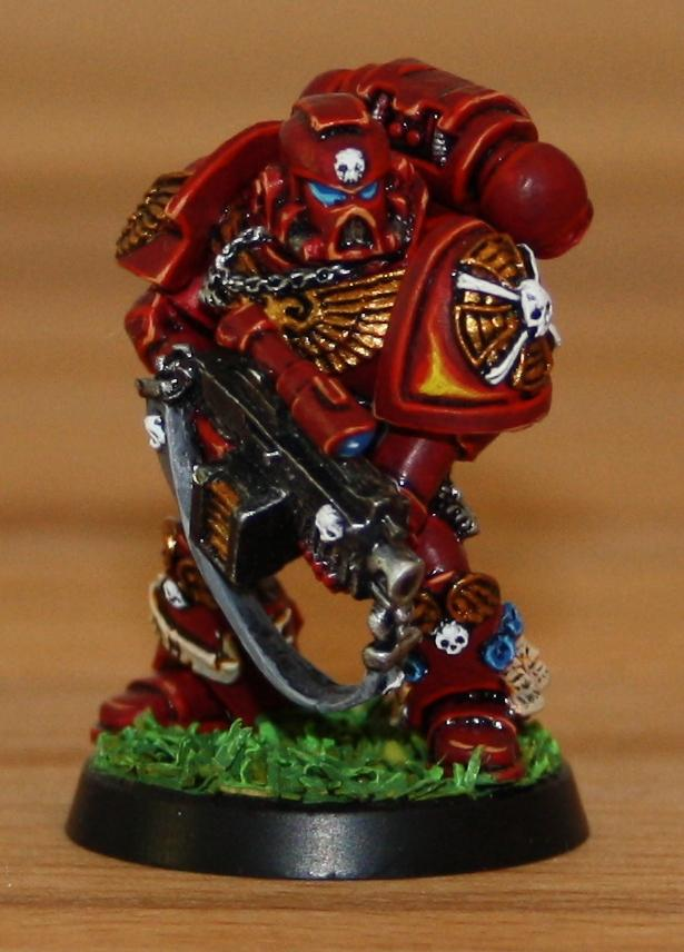 Red Hunters, Space Marines, Sternguard, Warhammer 40,000
