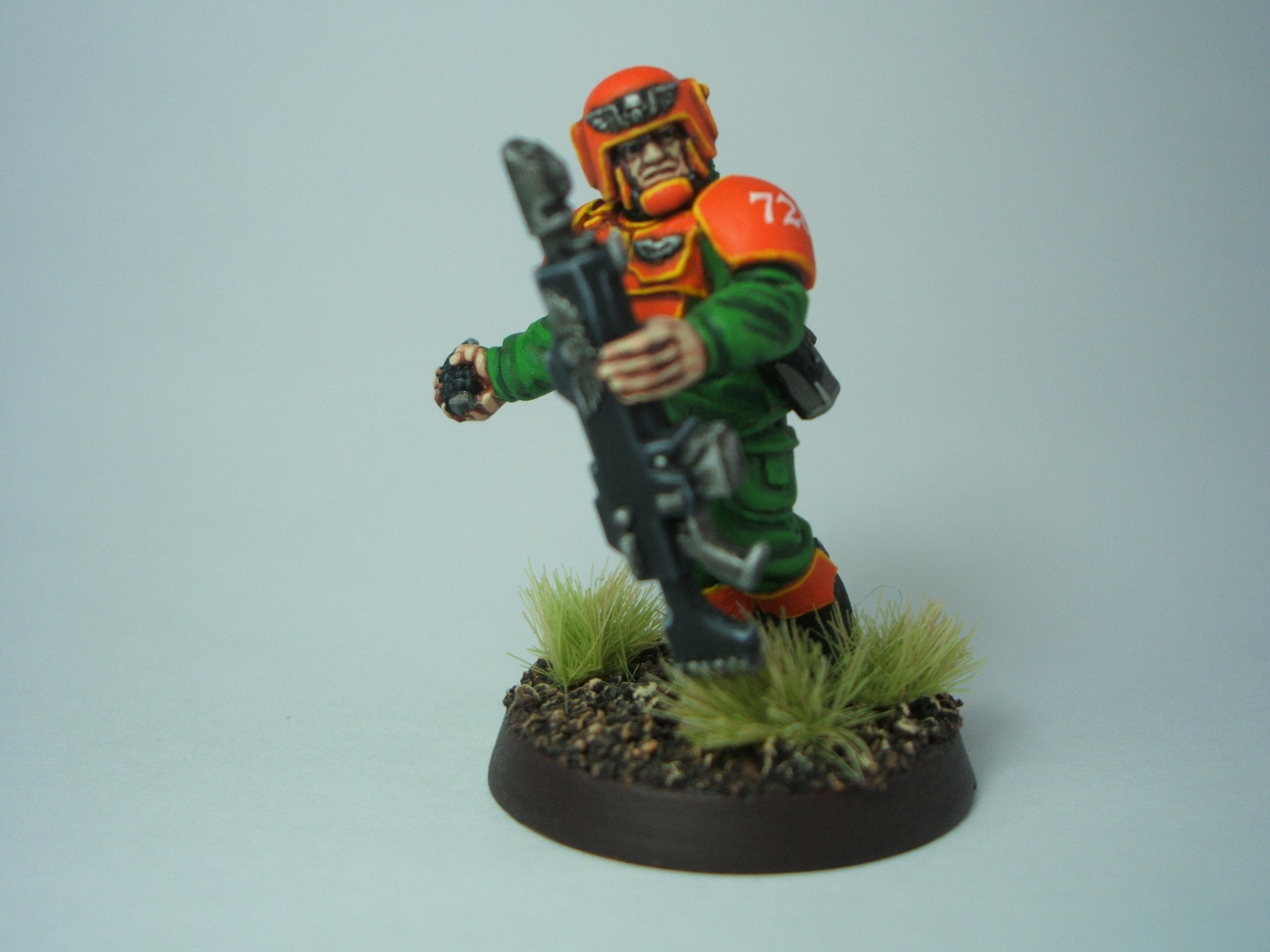 Exotic, Imperial Guard, Warhammer 40,000