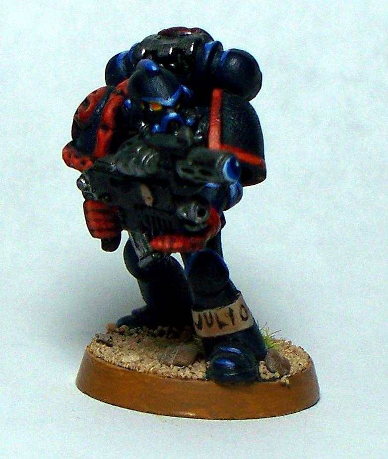 Crimson Fists, Space Marines, Sternguard, Warhammer 40,000