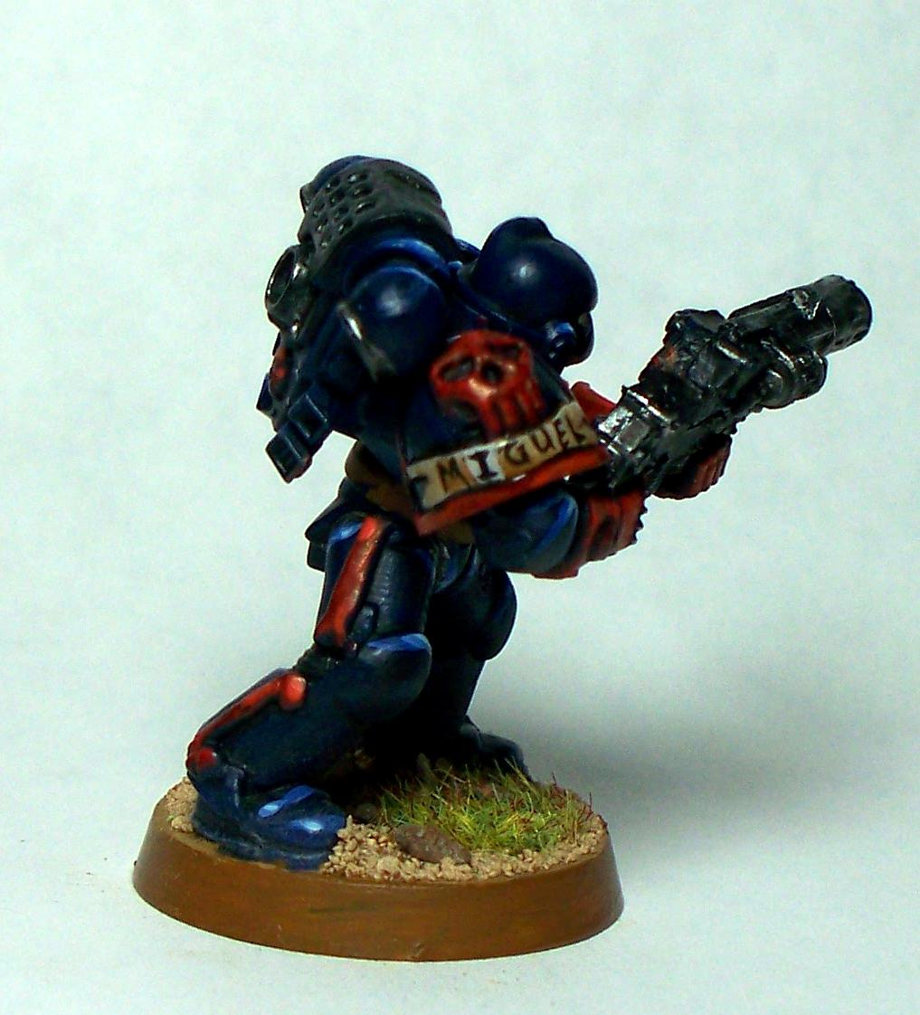 Crimson Fists, Space Marines, Sternguard, Warhammer 40,000