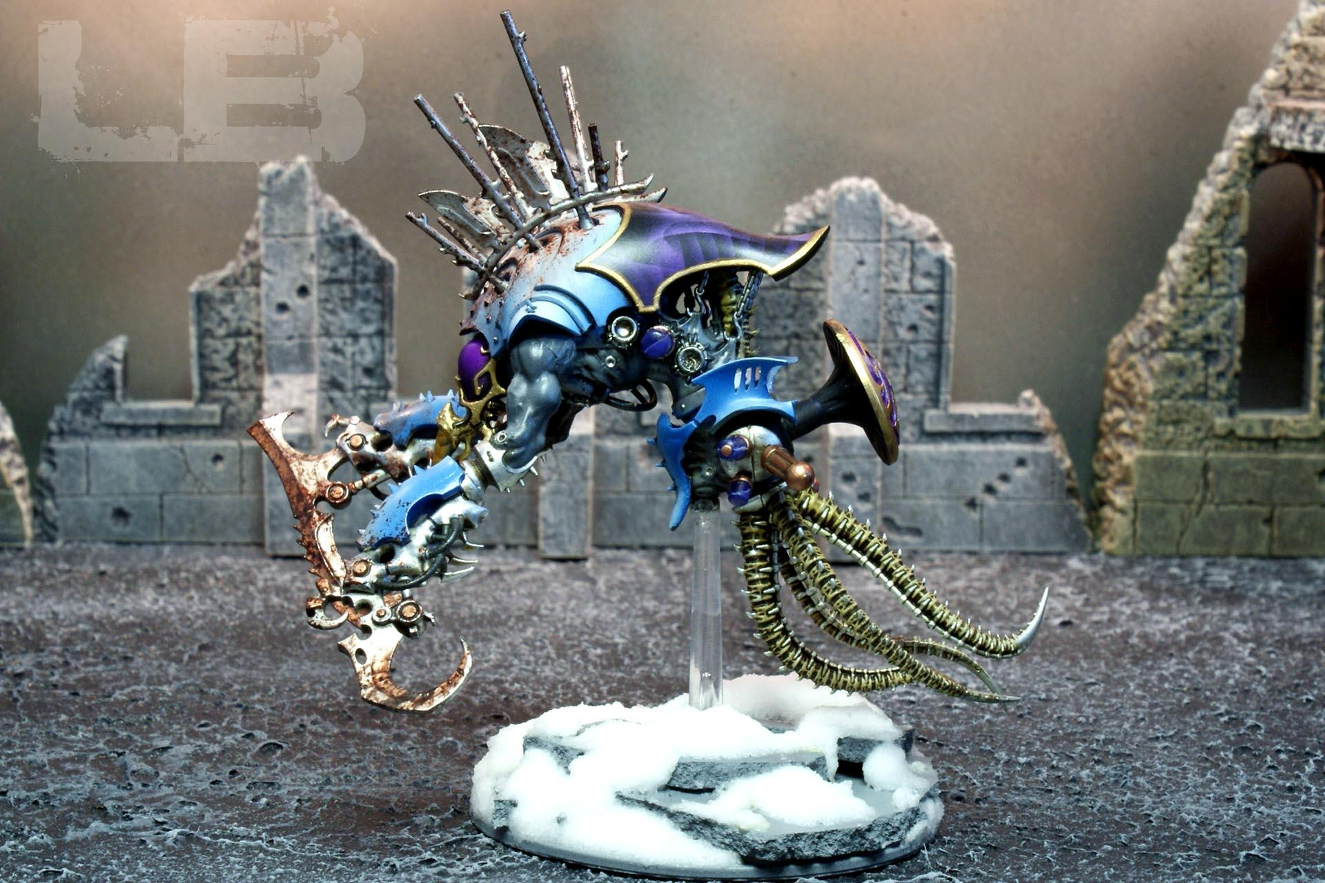 Awesome Paint Job, Awesomepaintjob.com, Close Combat Squad, Cronos, Cronos Parasite Engine, Dark Eldar, Dark Eldar Drow, Drow, Heavy Weapon, Ice, Ice Theme, Kabalite, Les Bursley, Lowkeyy, Martin Harris, Scourge, Snow, Snow Theme, Solarite, Talos, Talos Pain Engine, The Frozen Fang, Trueborn, Van Mccune, Vanhammer, Wych