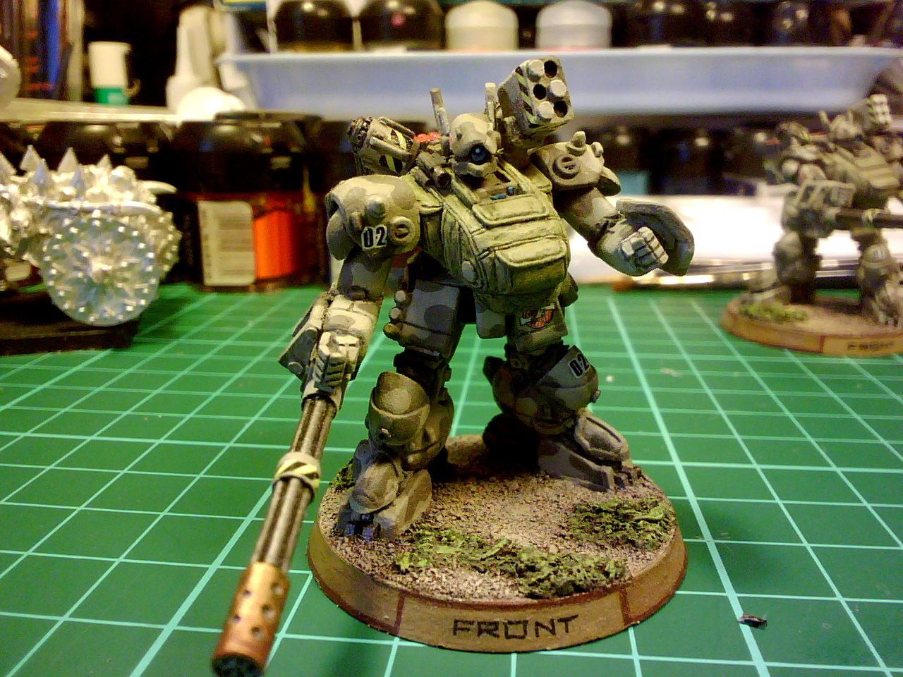 Armour Jacket, Camouflage, Cobra, Vhac