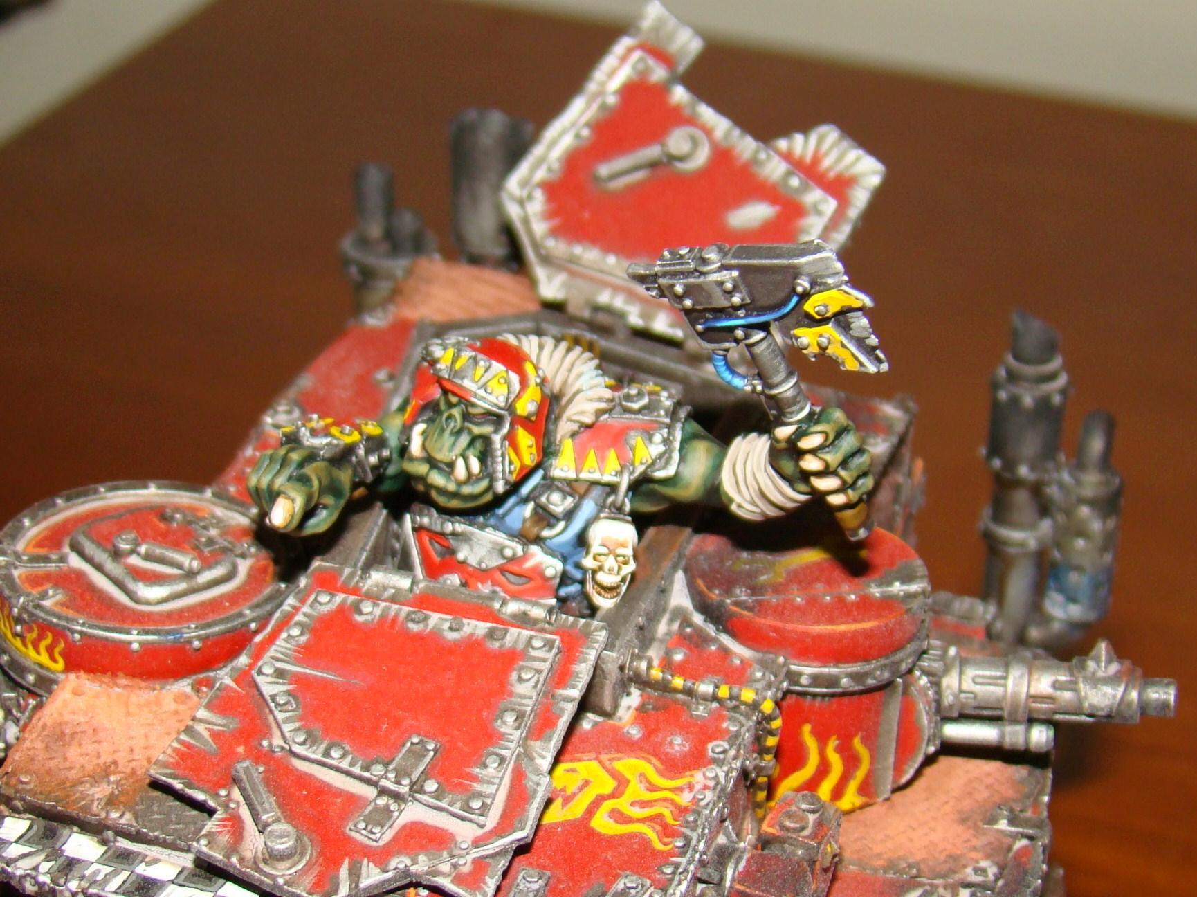 Battlewagon, Looted, Orks