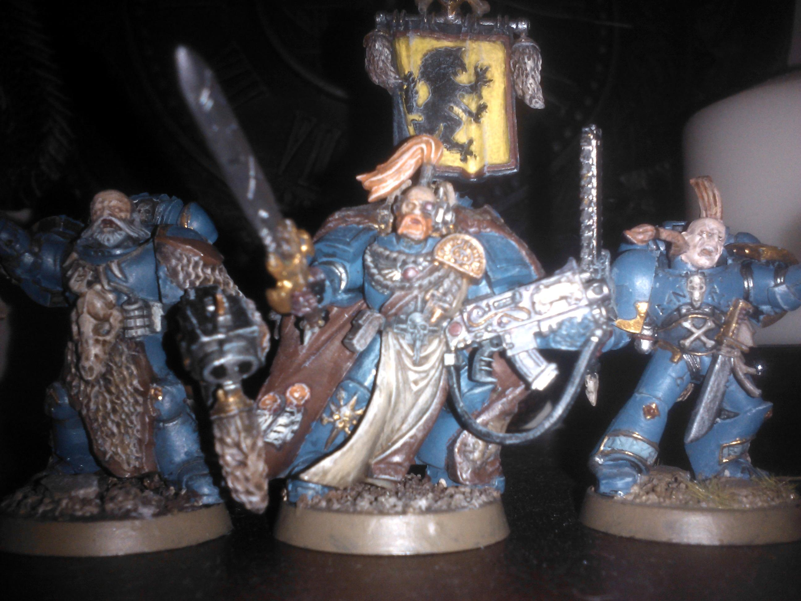 Assault On Black Reach, Space Marines, Space Wolves, Warhammer 40,000
