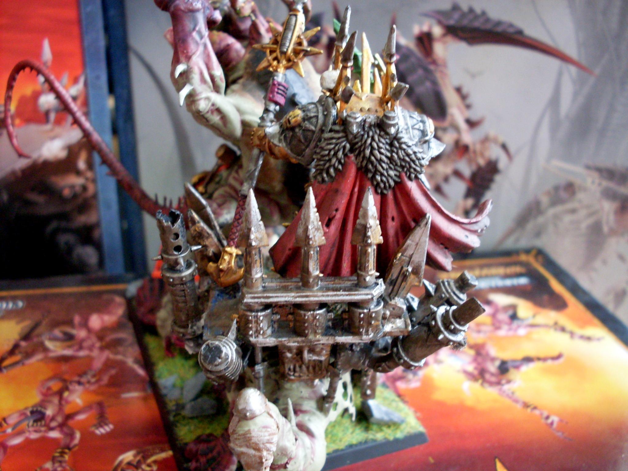 Abomination, Beast, Chaos