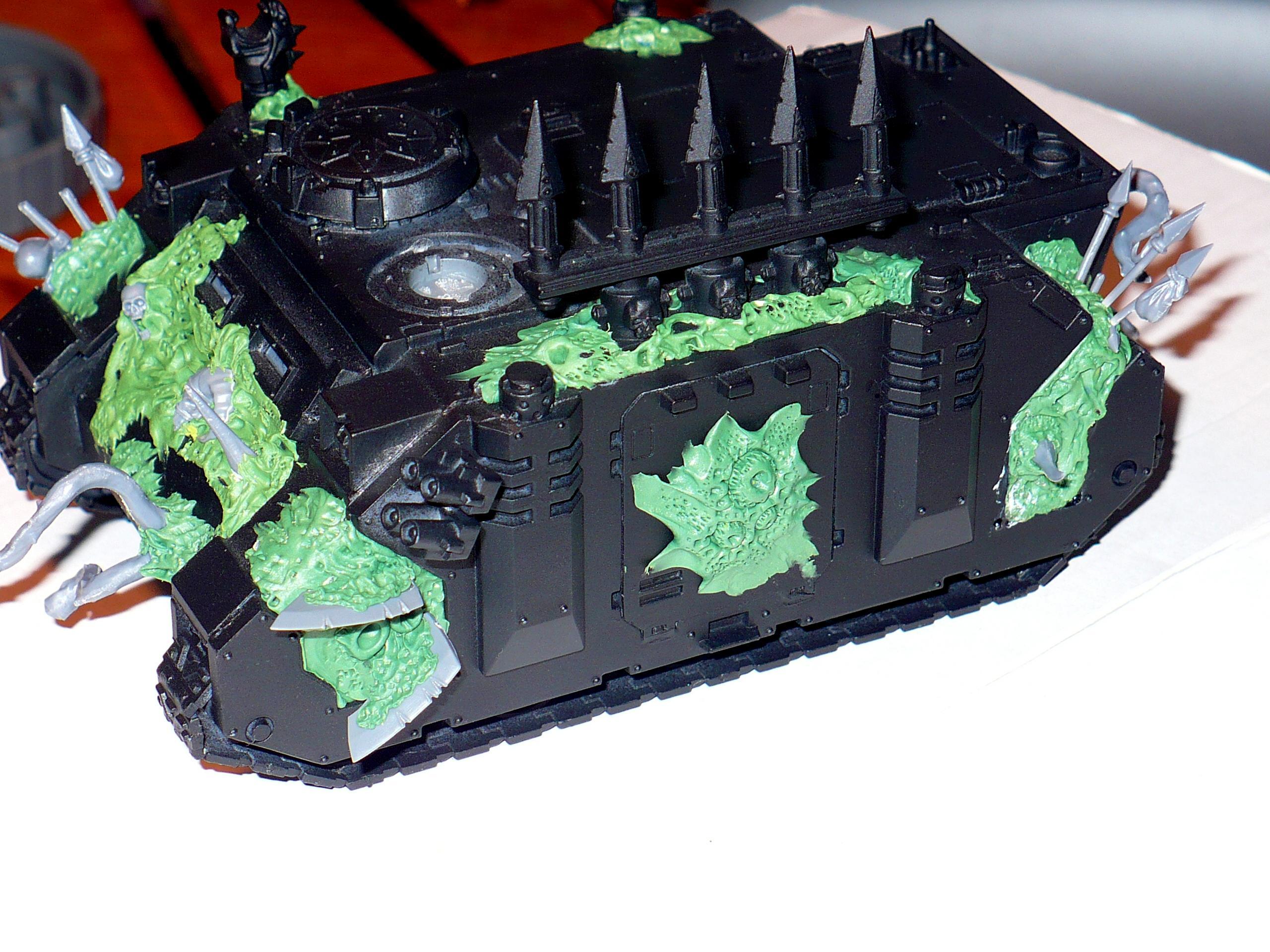 Warhammer 40,000, Rhino 4