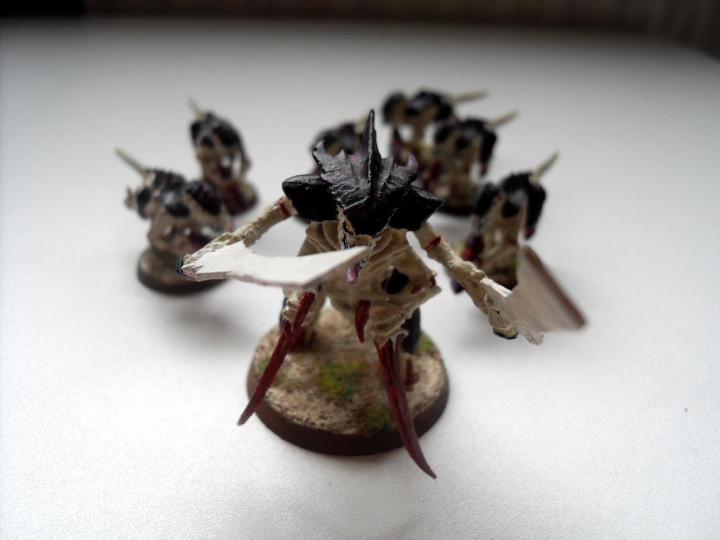 Boneswords, Conversion, Hive Fleet Leviathan, Tyranids, Warriors