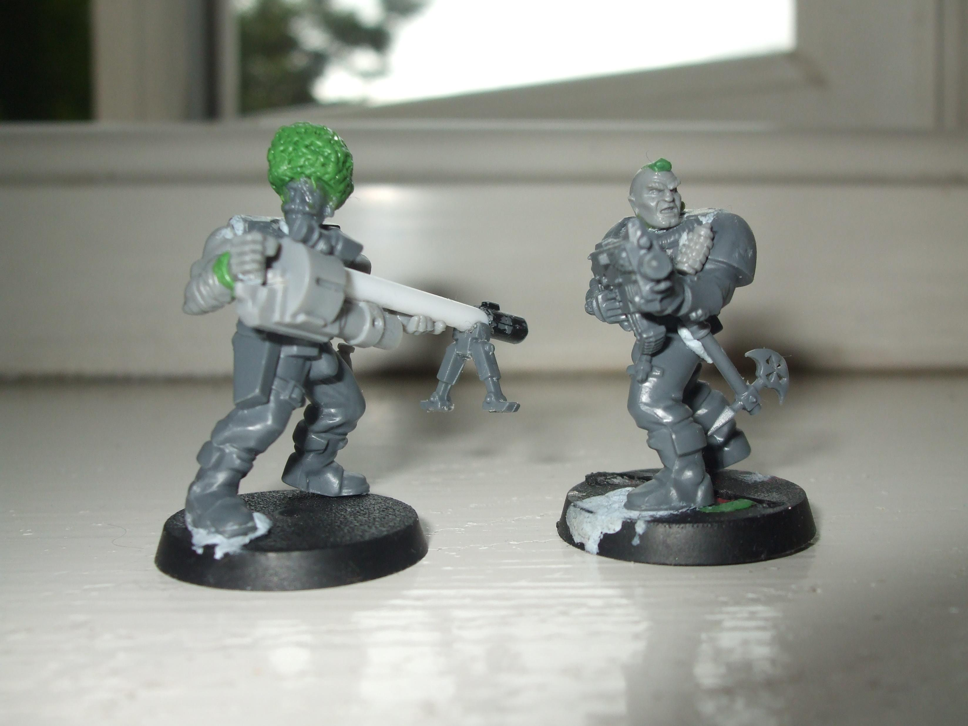 Scouts, The Heavy WIP