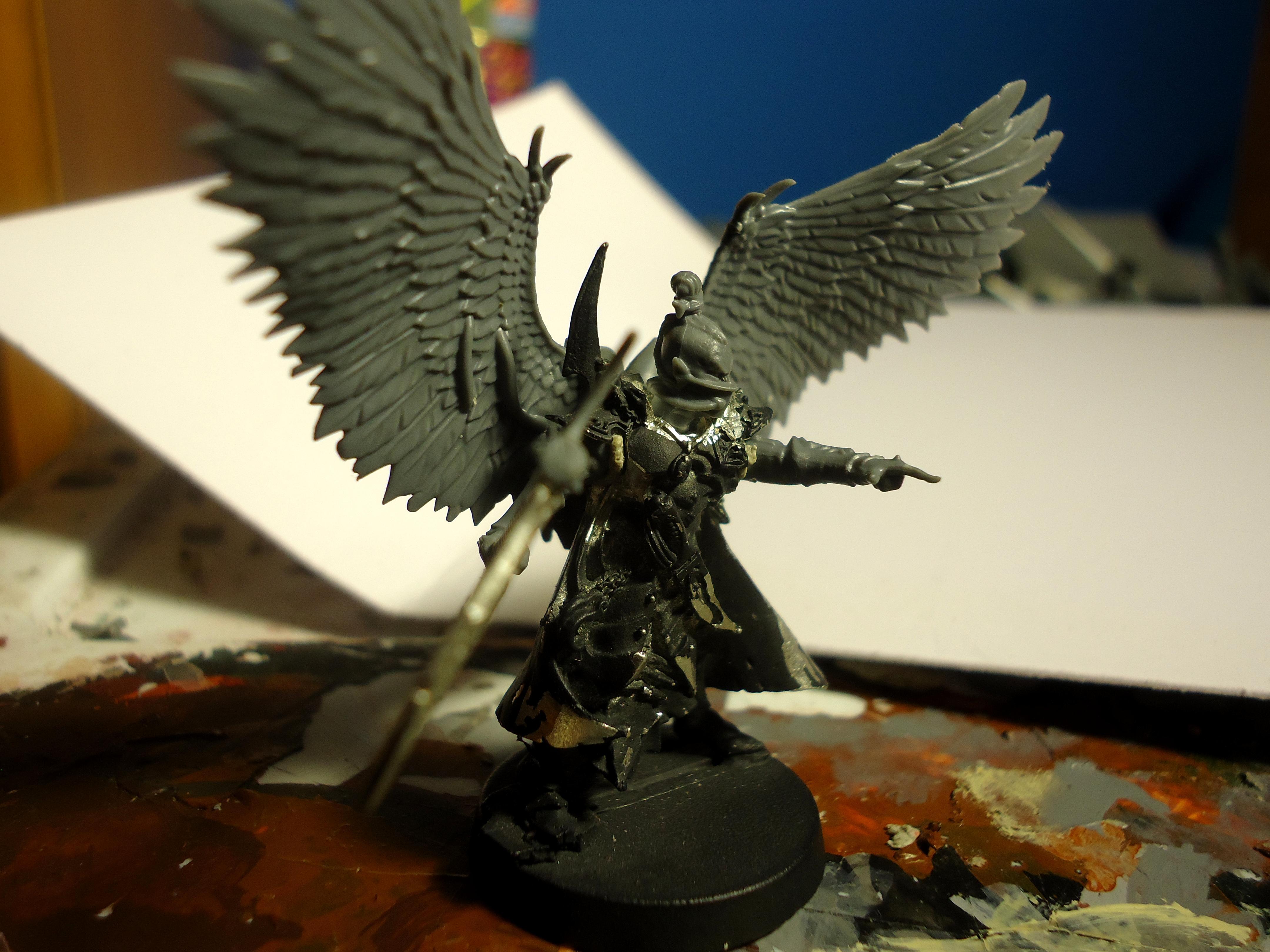 Archon, Jumpack. Conversion, Scythe
