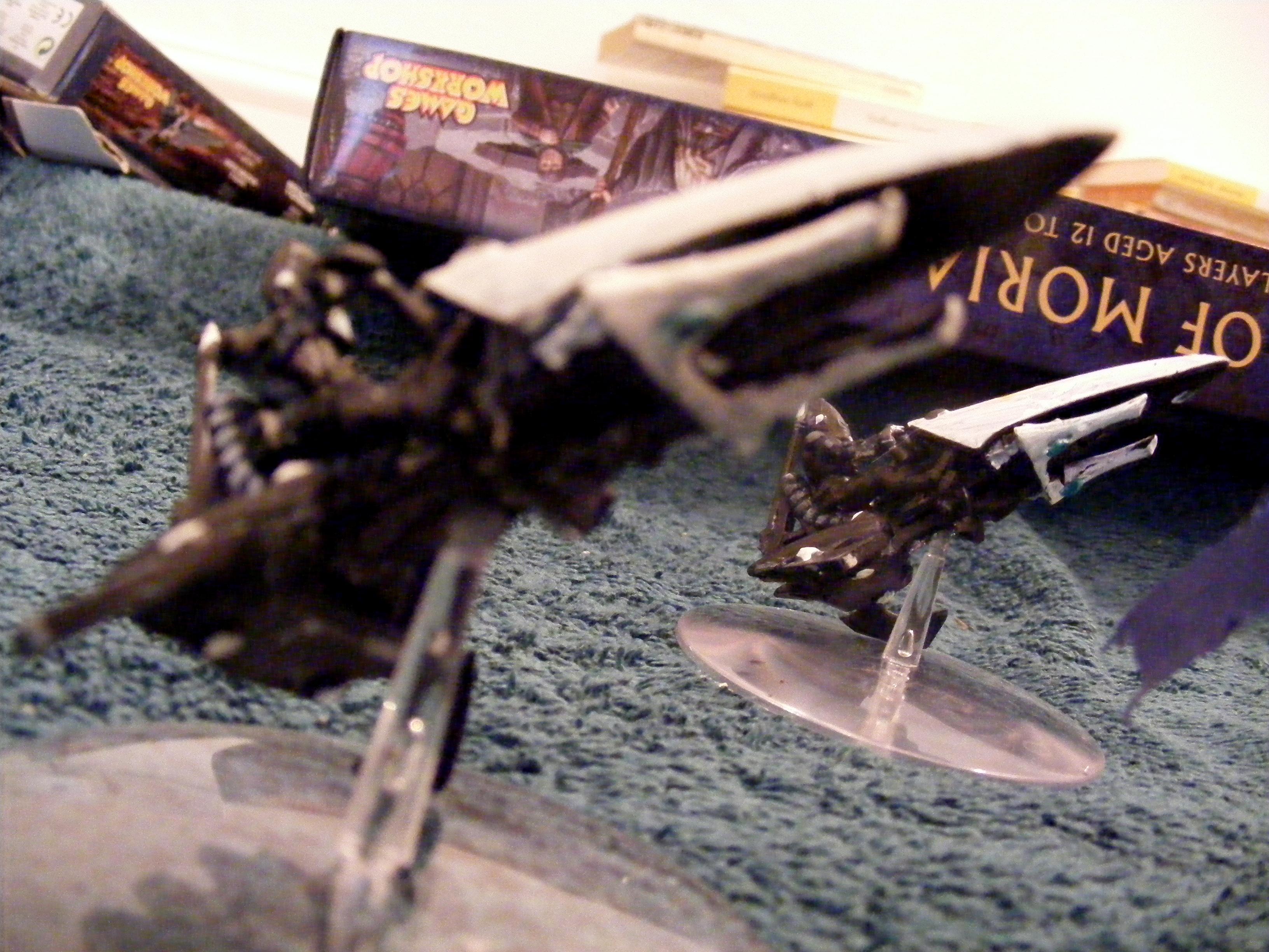 Eldar, Flying, Jetbike, Ulthwe, Warhammer 40,000