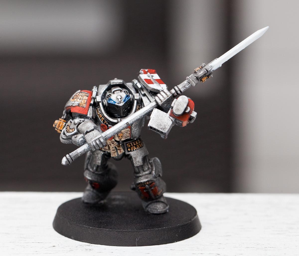 Grey Knights, Teminator