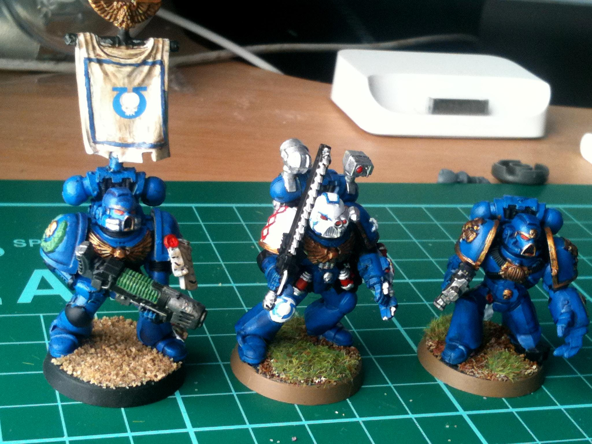 Command Squad, Ultramarines